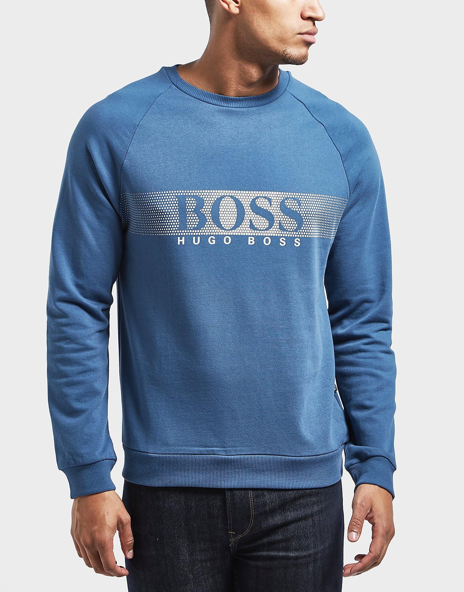 BOSS Swim Crew Neck Sweatshirt