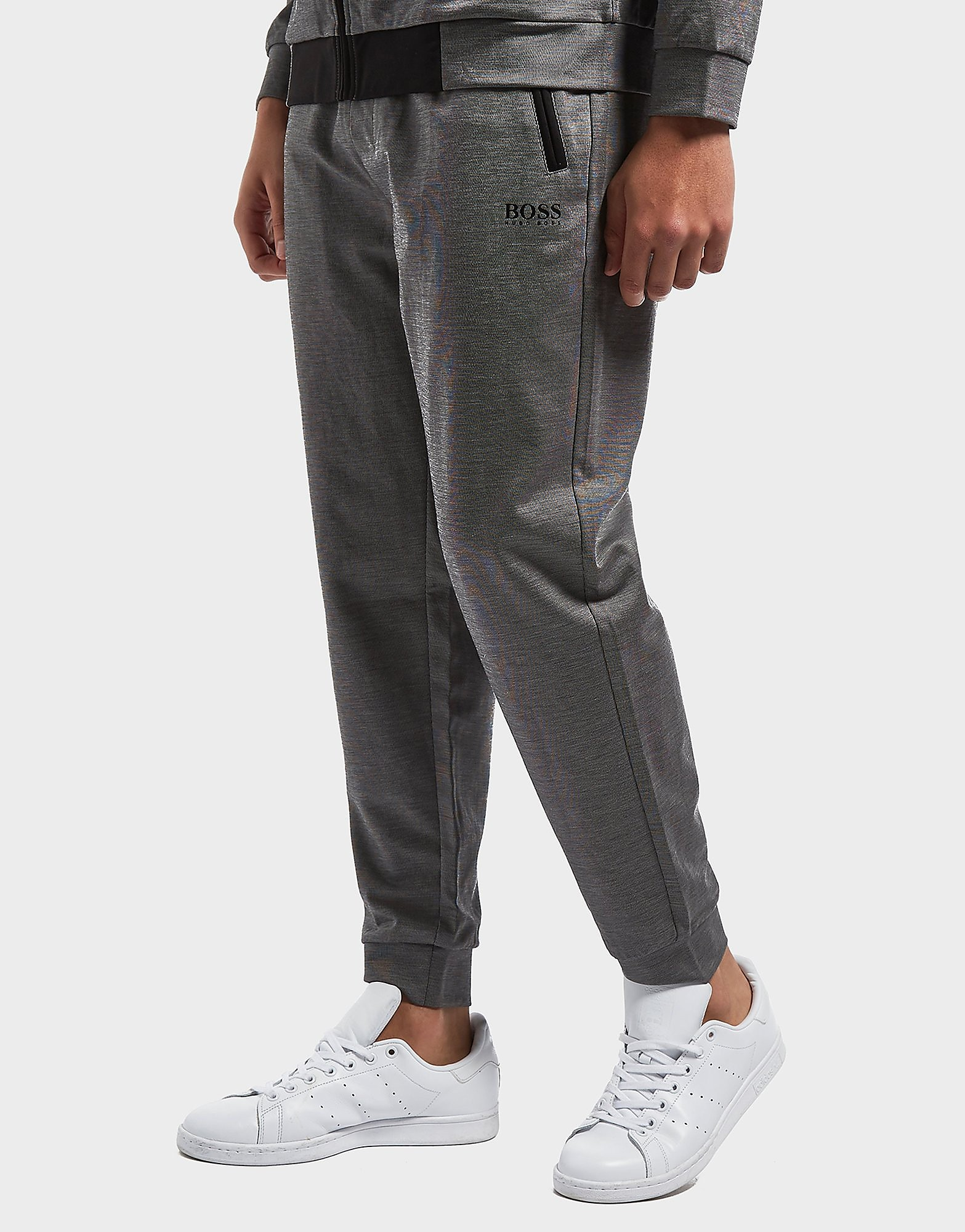 BOSS Interlock Cuffed Track Pants