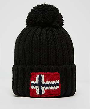 Napapijri Semiury Bobble Hat ... 26a0c8ad494c