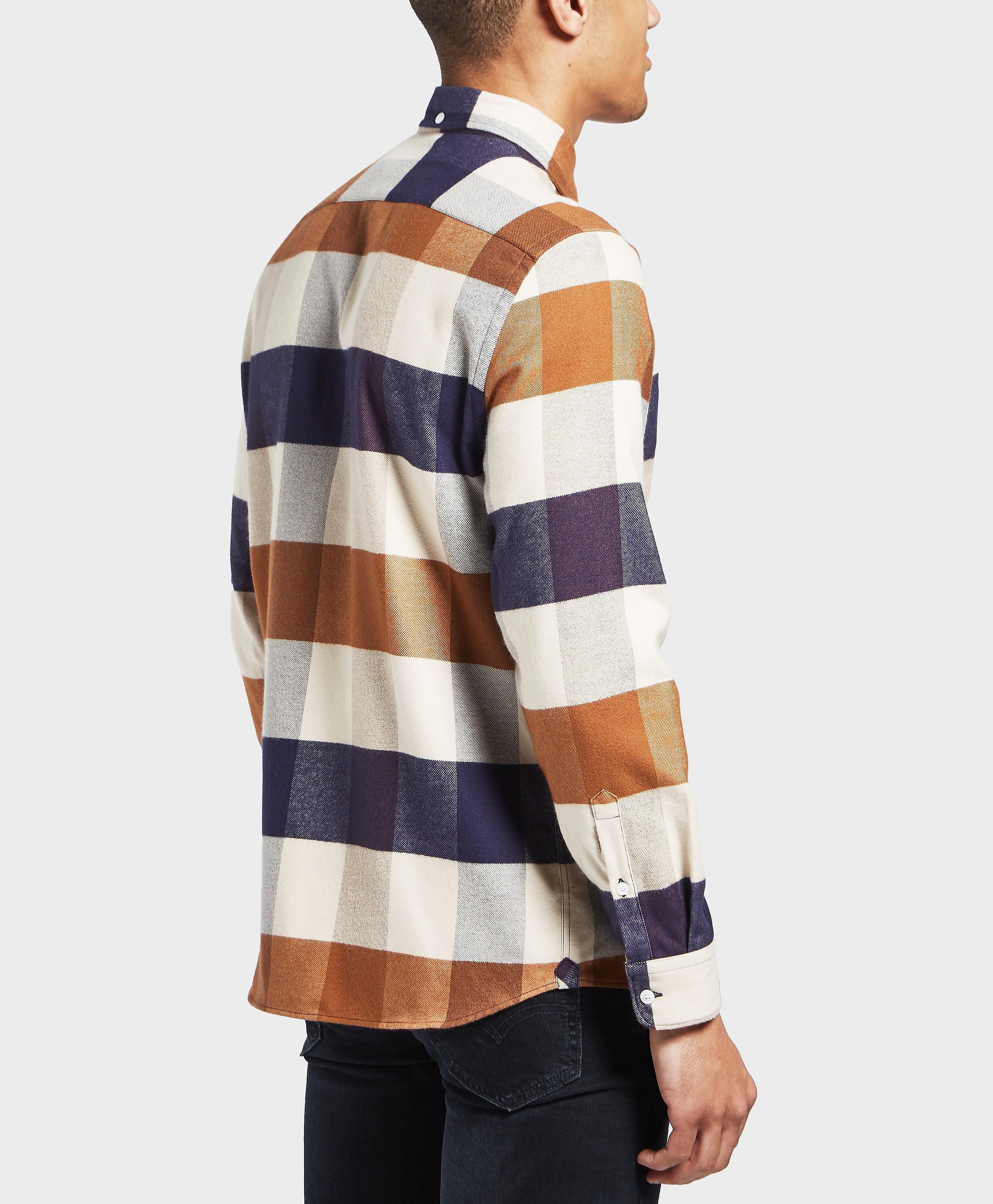 Aquascutum Rigby Oversized Long Sleeve Shirt