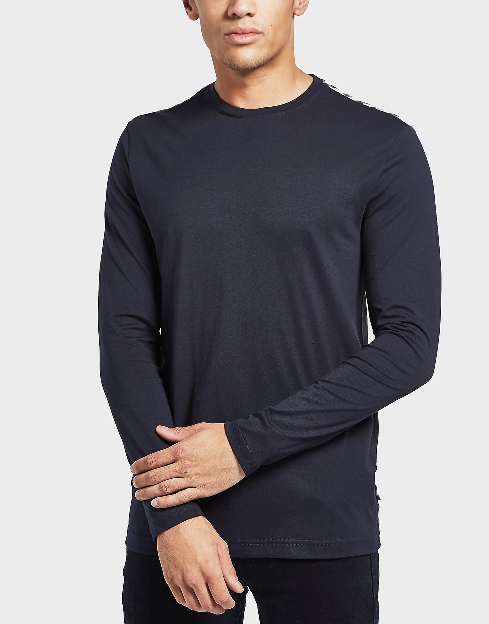 Aquascutum Southport Long Sleeve T-Shirt