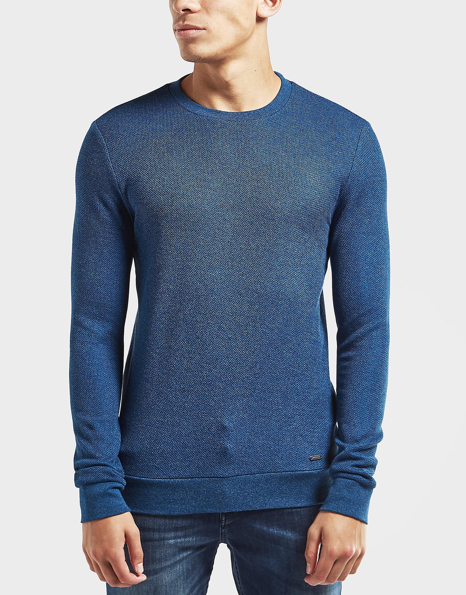 BOSS Orange Pique Sweatshirt