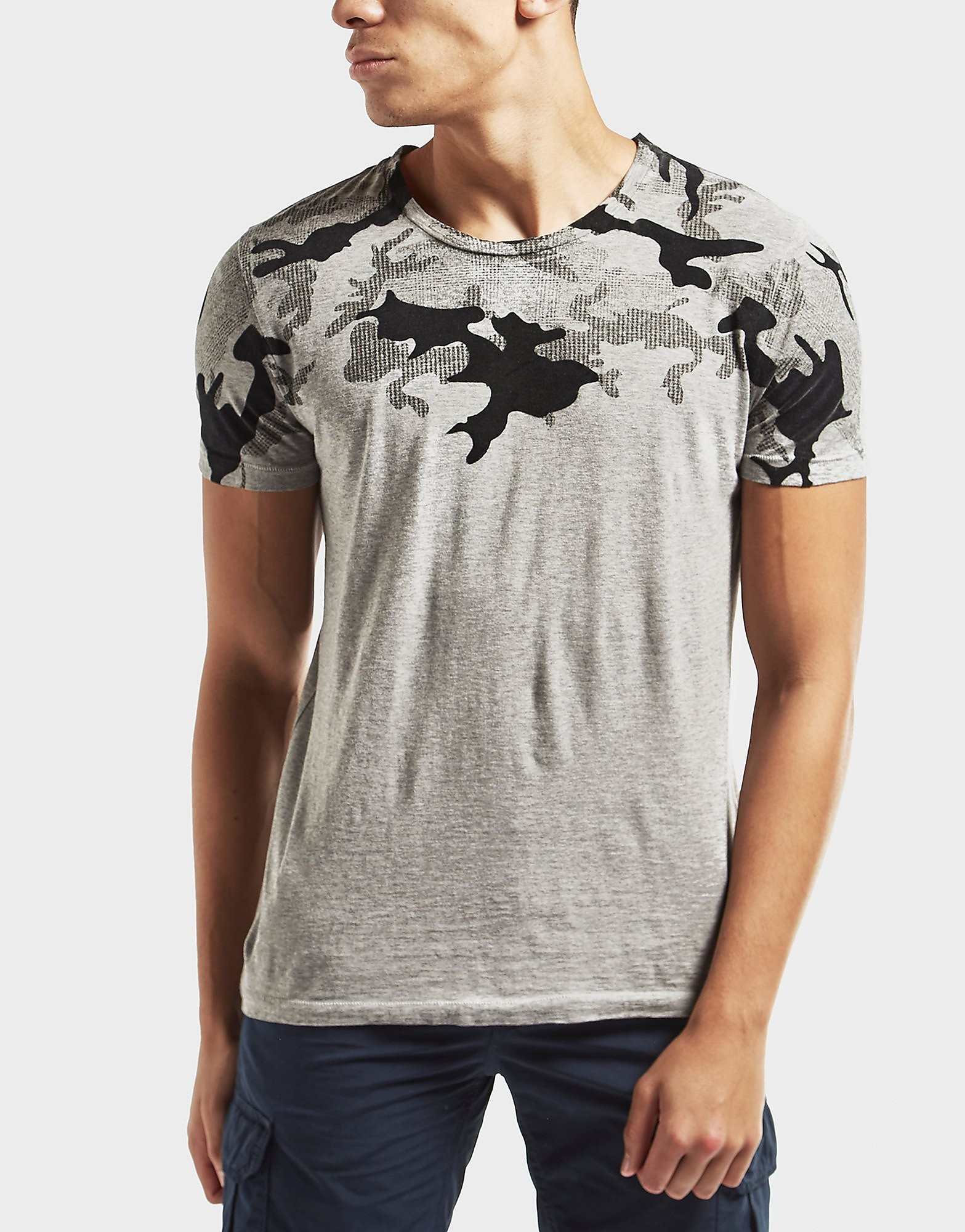 BOSS Orange Printed Short Sleeve T-Shirt