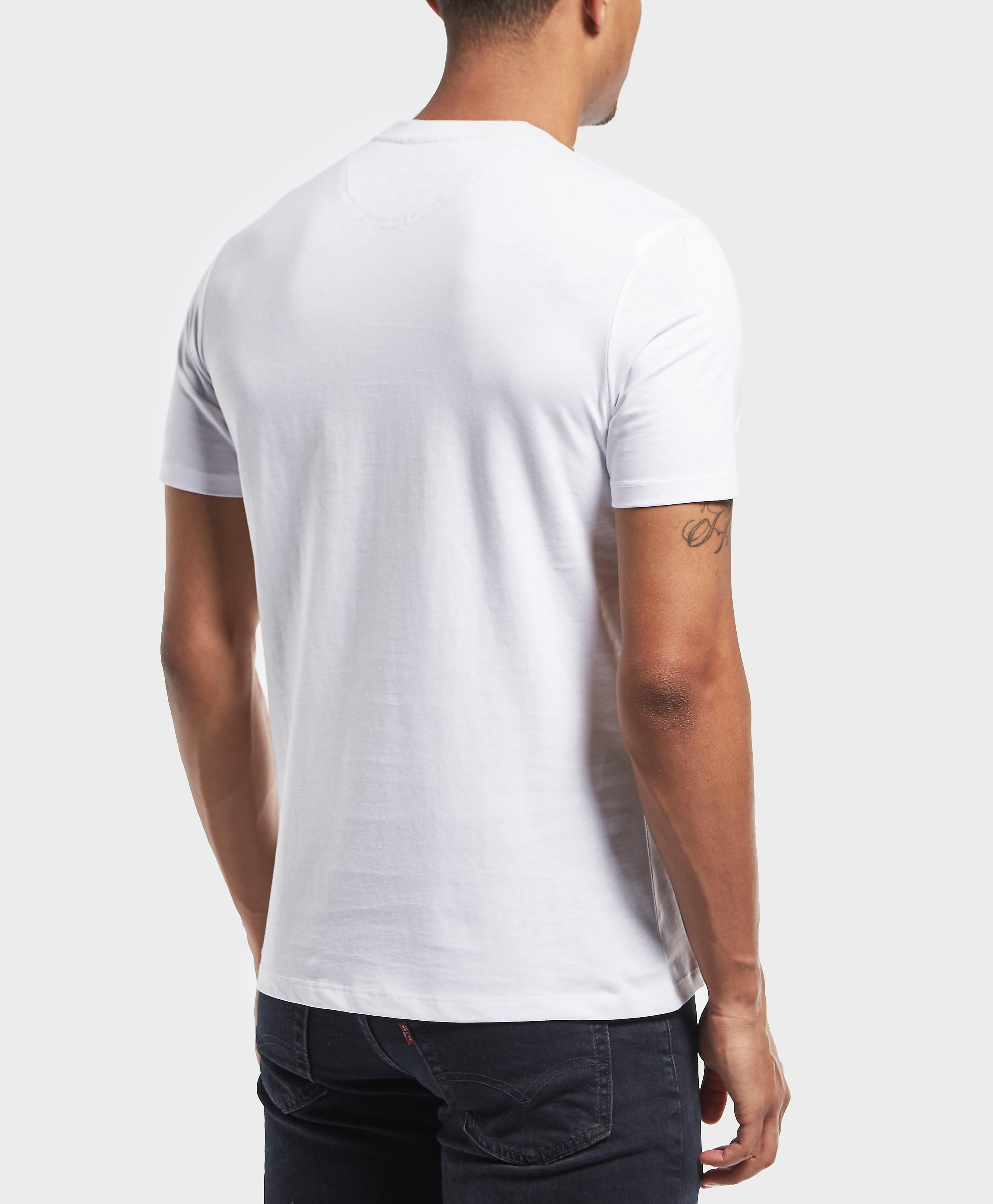 Aquascutum Aldis Crest Short Sleeve T-Shirt