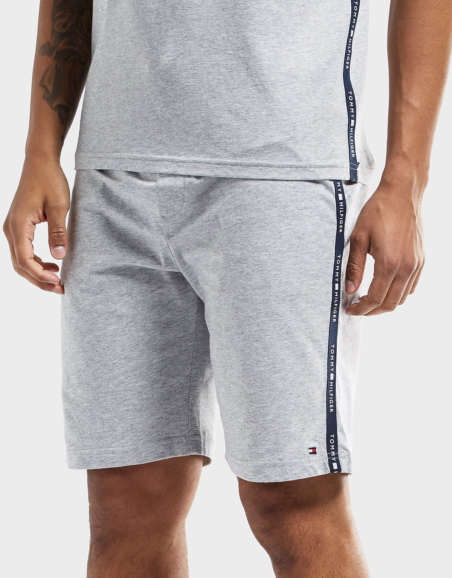 Tommy Hilfiger Logo Tape Shorts