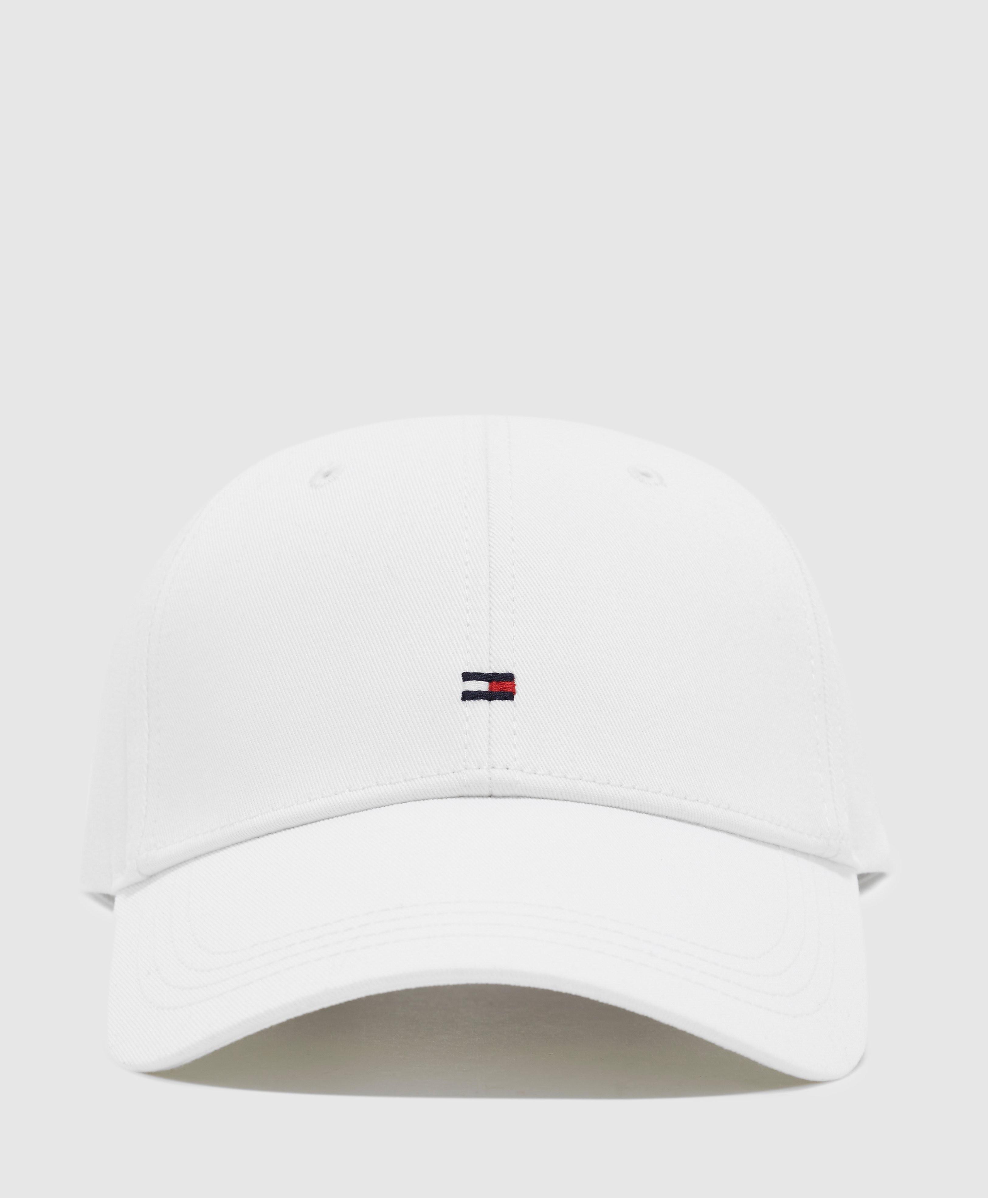 Tommy Hilfiger Classic Flag Cap  White White