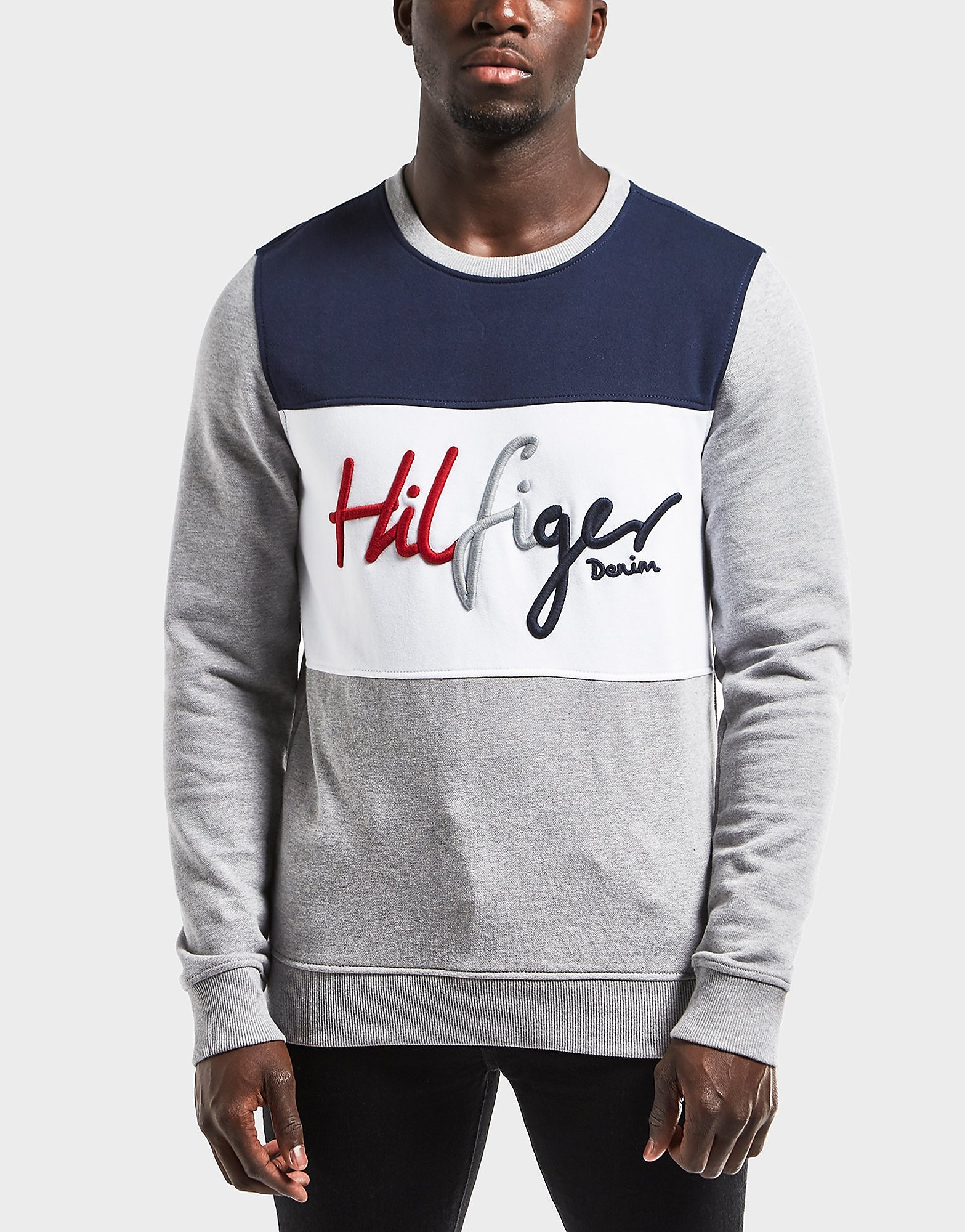Tommy Hilfiger Retro Crew Neck Sweatshirt