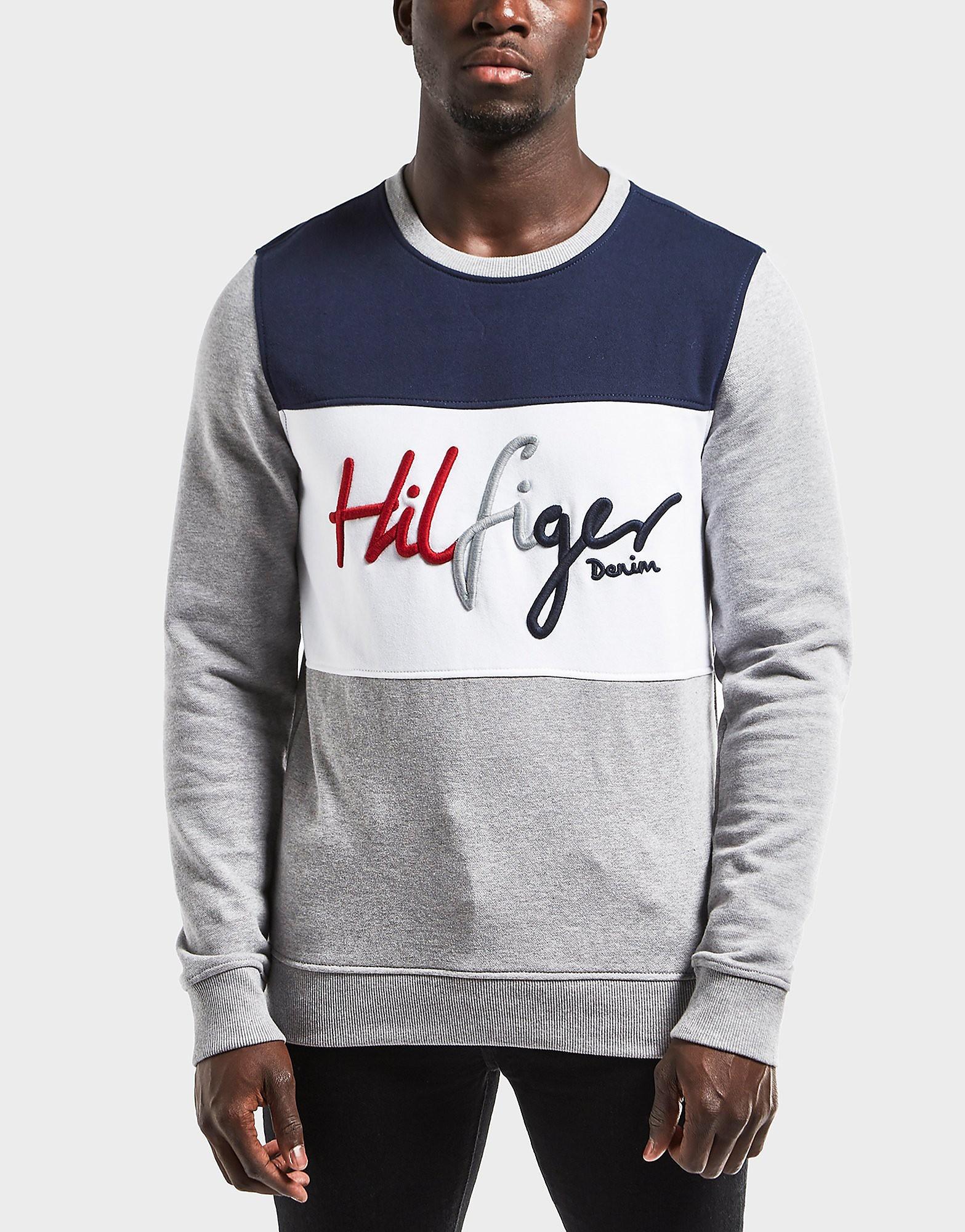 Tommy Hilfiger Retro Crew Neck Sweatshirt