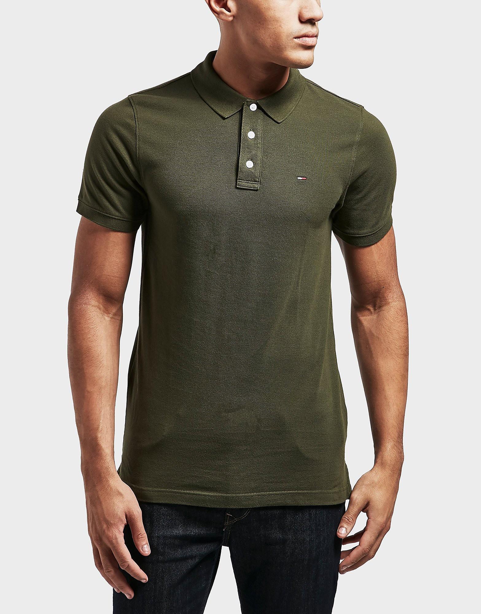 Tommy Hilfiger Basic Short Sleeve Polo Shirt