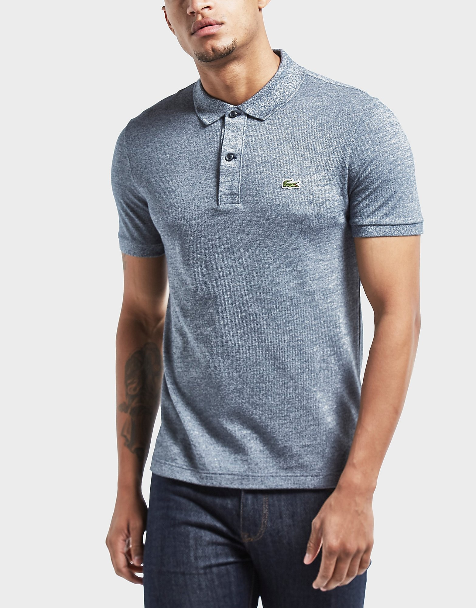 Lacoste Slim Fit Short Sleeve Polo Shirt