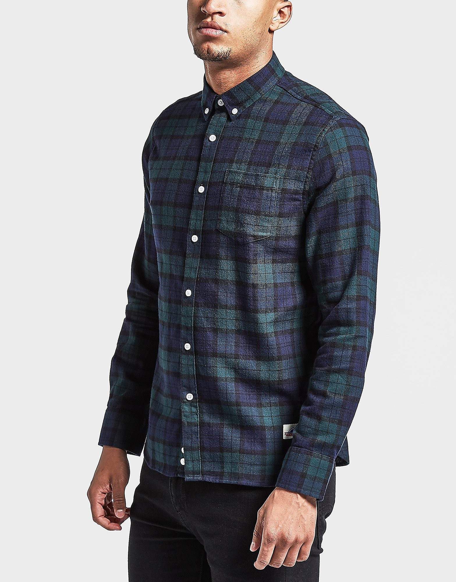 Penfield Young Blackwatch Long Sleeve Shirt