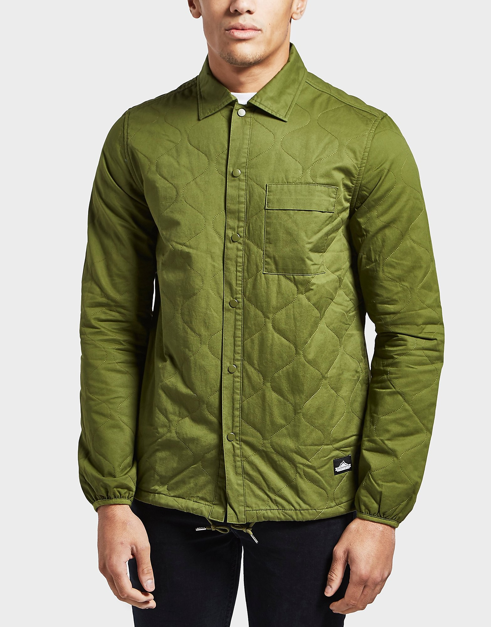 Penfield Blackstone Quilted Overshirt