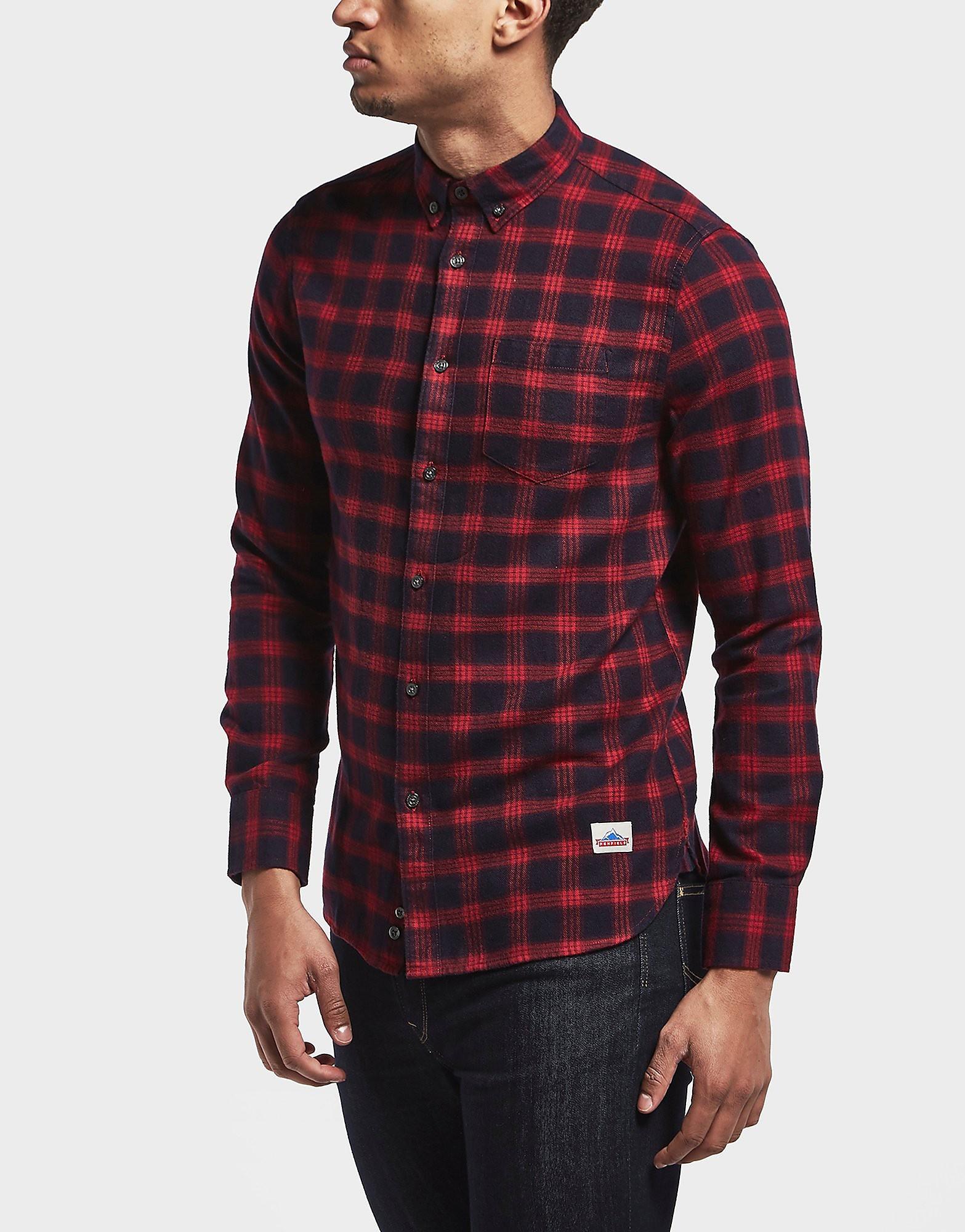Penfield Corey Check Long Sleeve Shirt