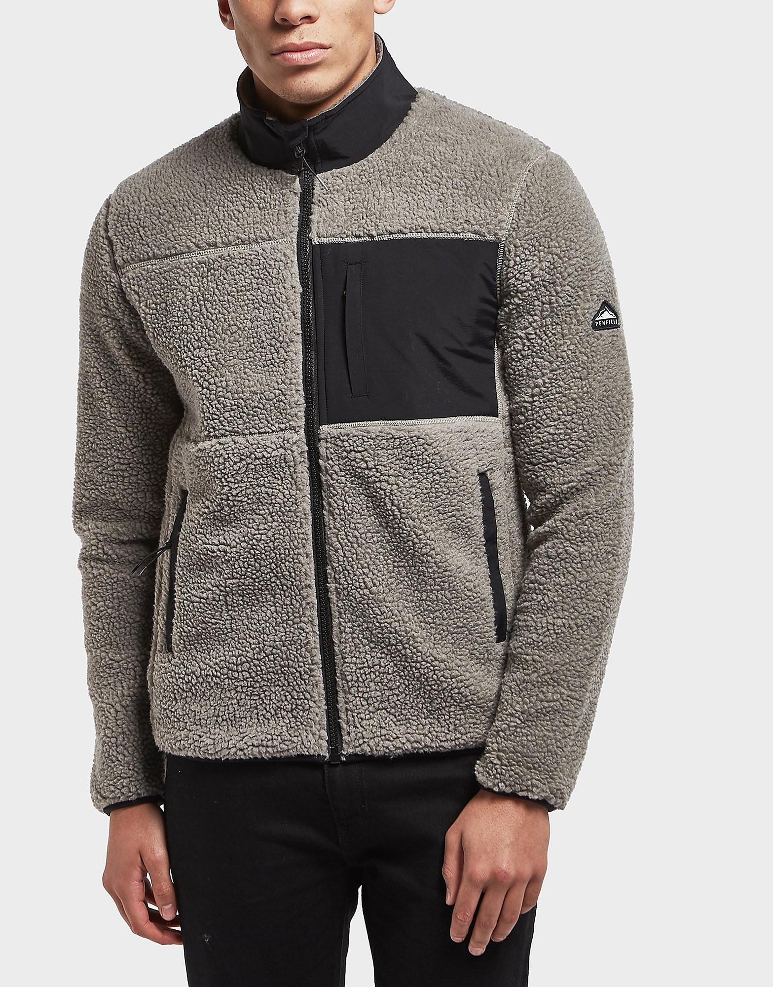 Penfield Mattawa Sherp Full Zip Sweatshirt