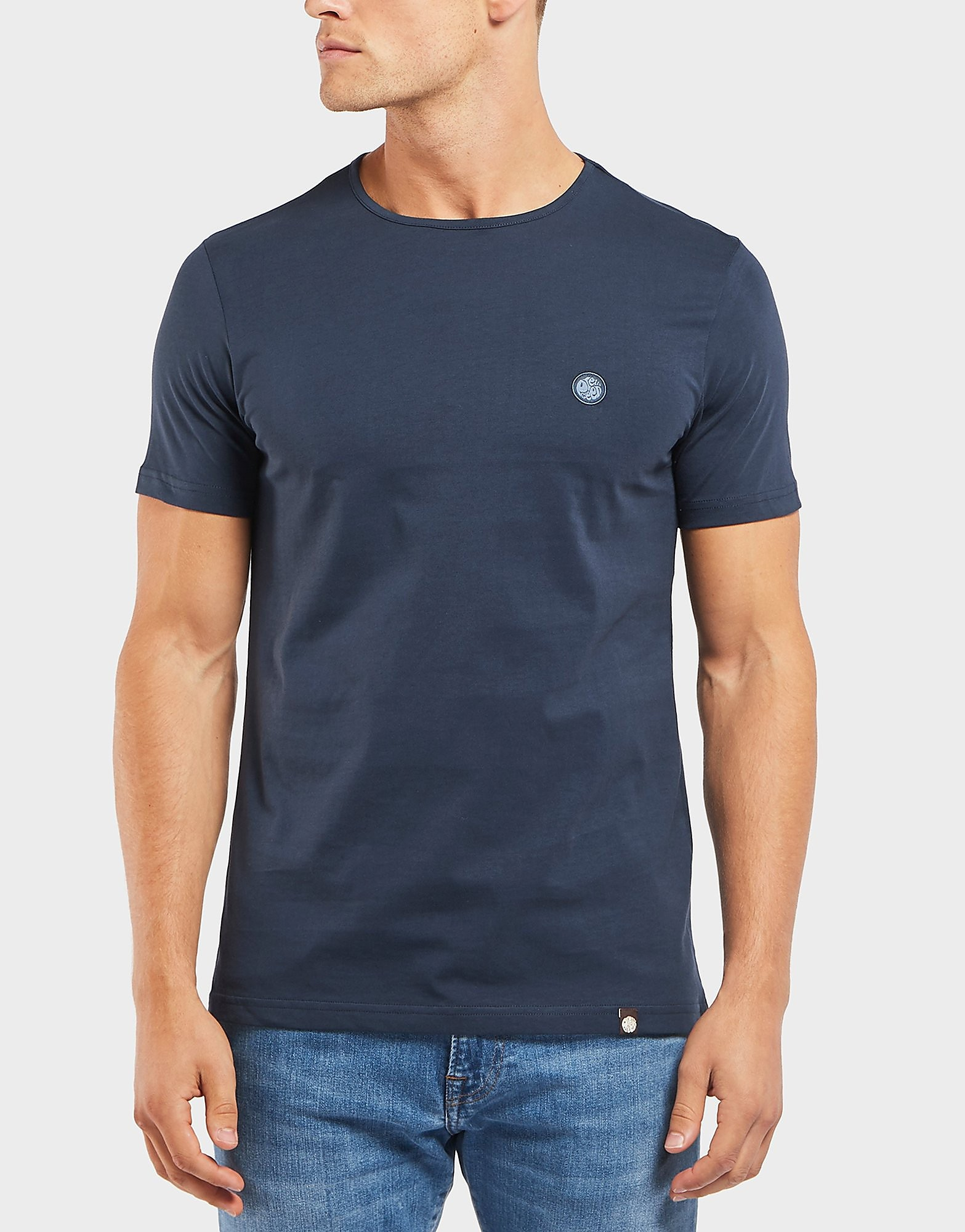 Pretty Green Crew Short Sleeve T-Shirt