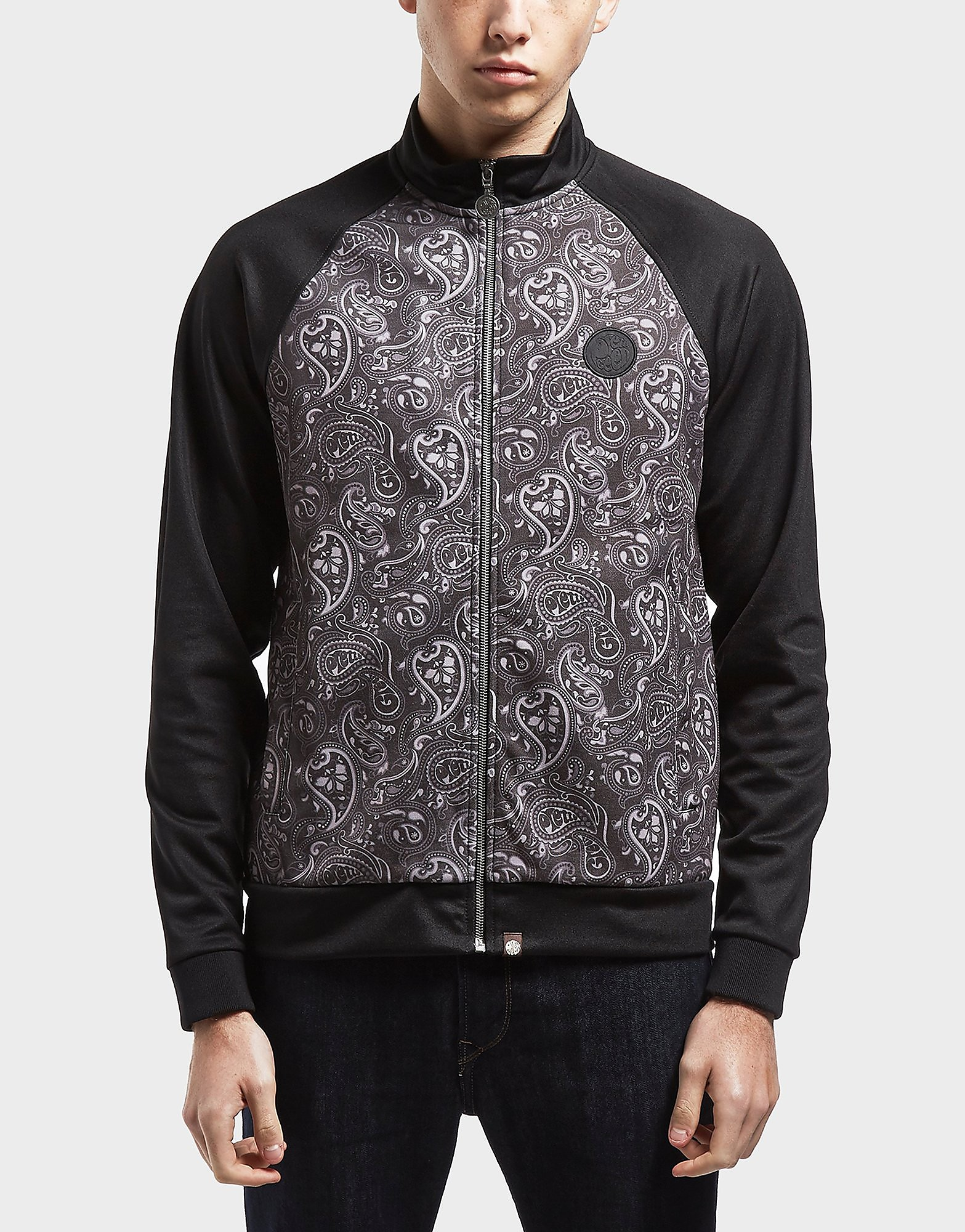 Pretty Green Corrigan Paisley Track Top