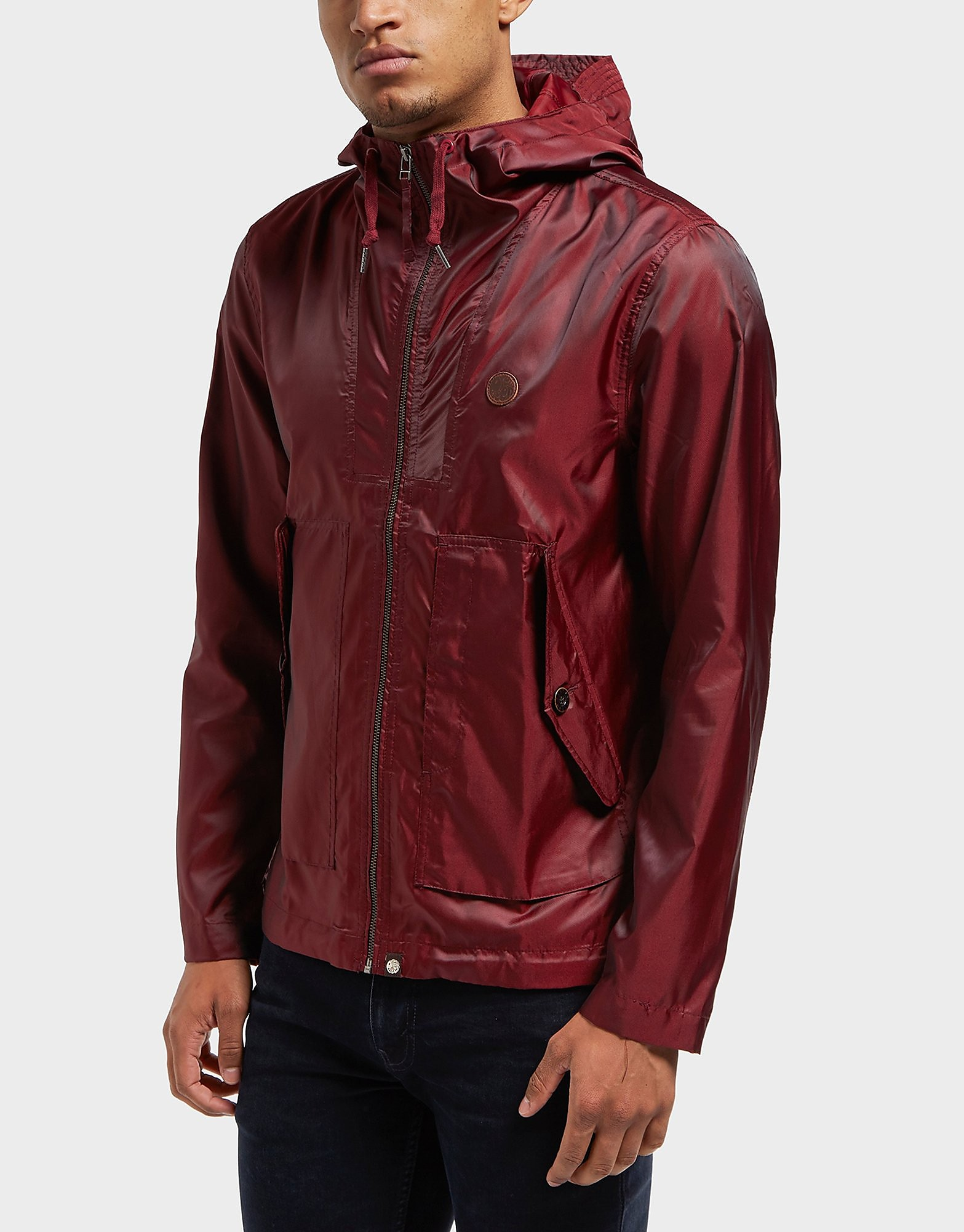 Pretty Green Danbury Iridescent Lightweight Jacket - Exclusive