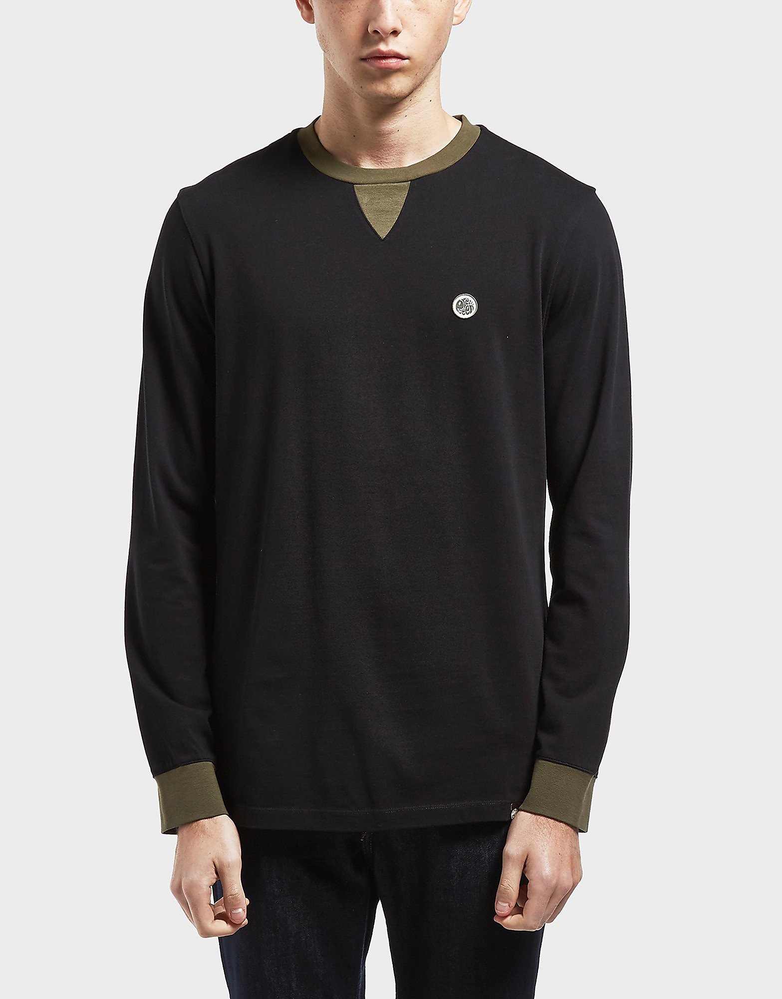 Pretty Green Duxbury Long Sleeve T-Shirt - Exclusive
