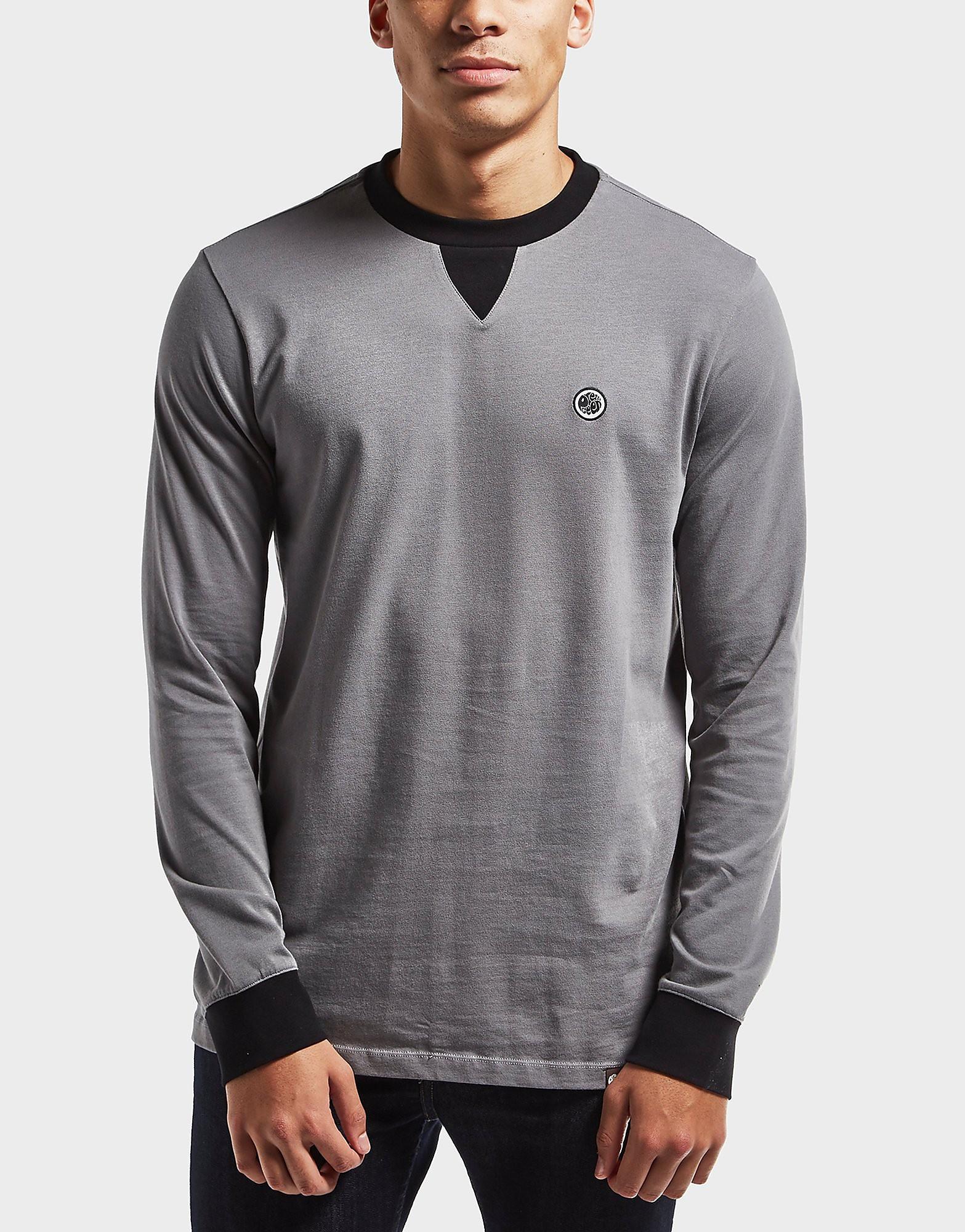 Pretty Green Duxbury Long Sleeve T-Shirt - Exclusive