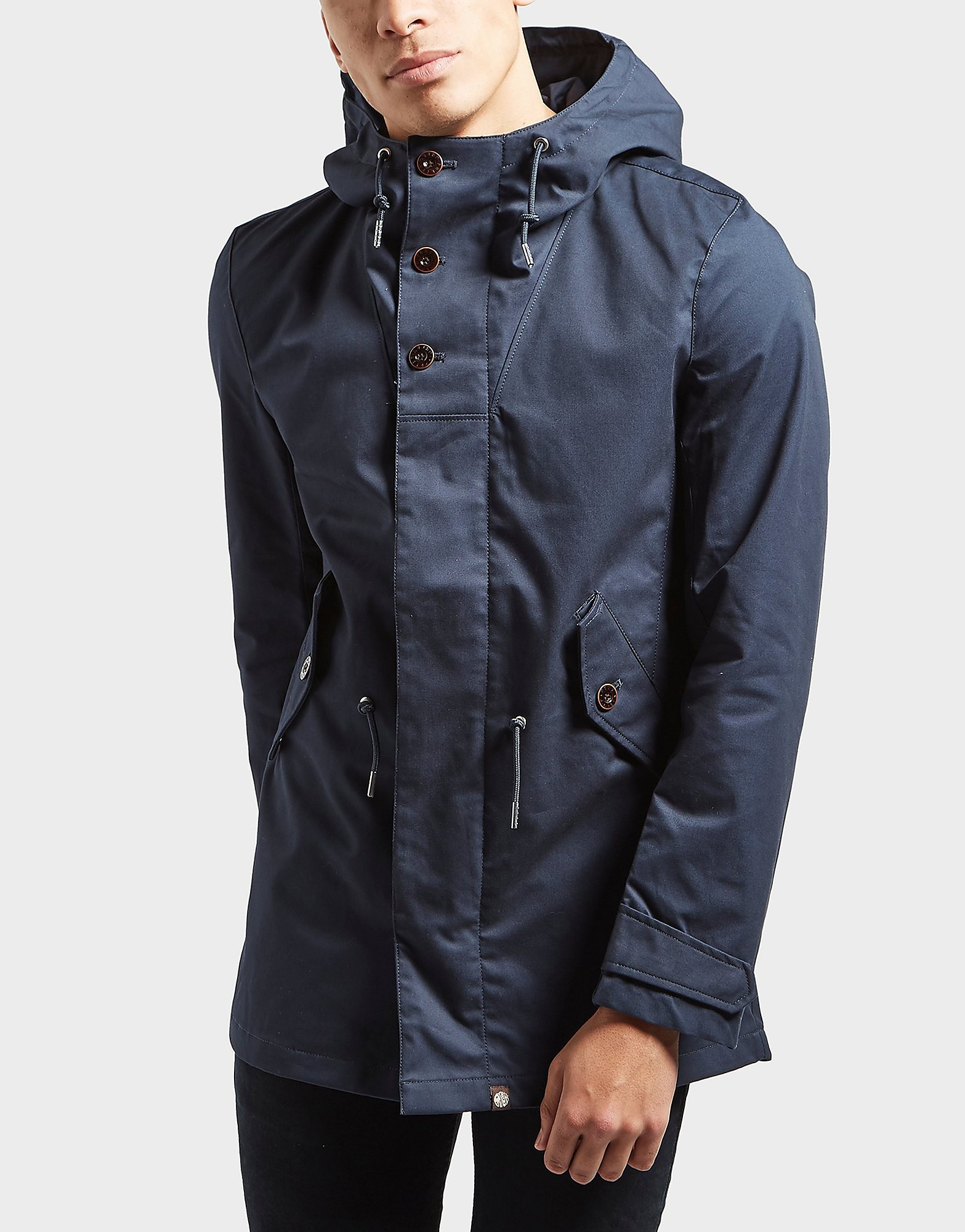 Pretty Green Baxter Lightweight Parka Jacket
