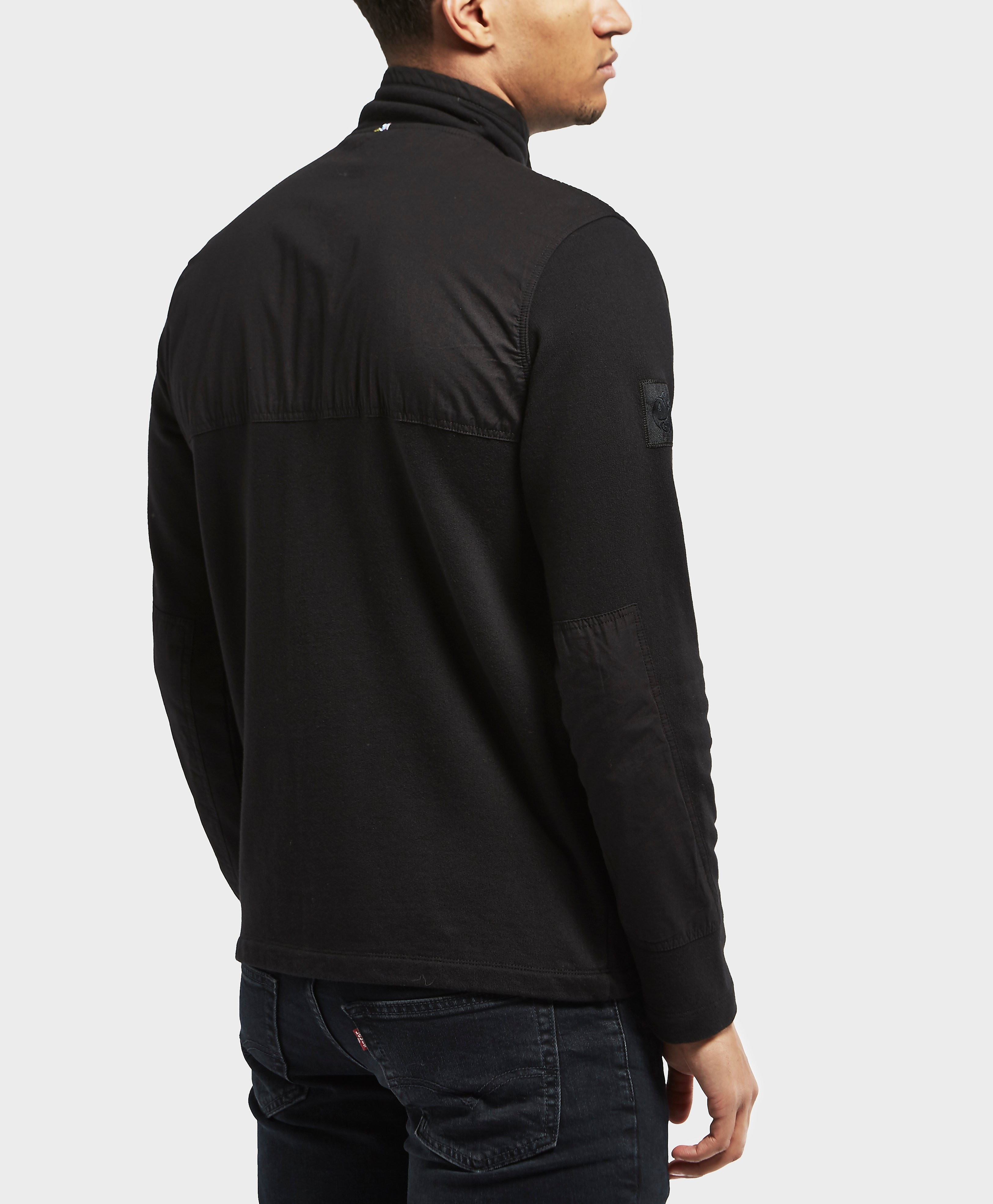 Pretty Green Newcroft Zip Up Sweatshirt