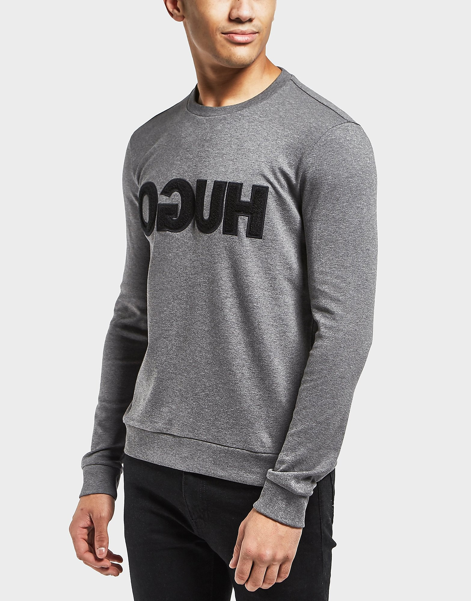 HUGO Reverse Logo Sweatshirt