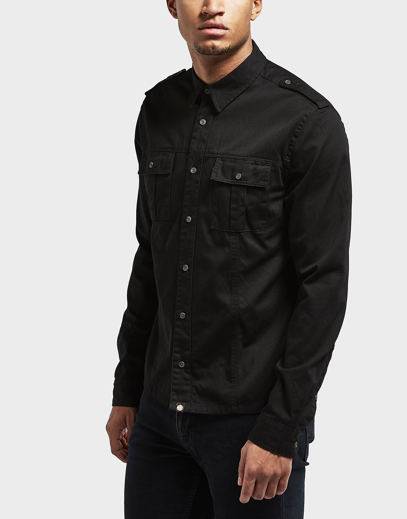 Pretty Green Marlinford Overshirt