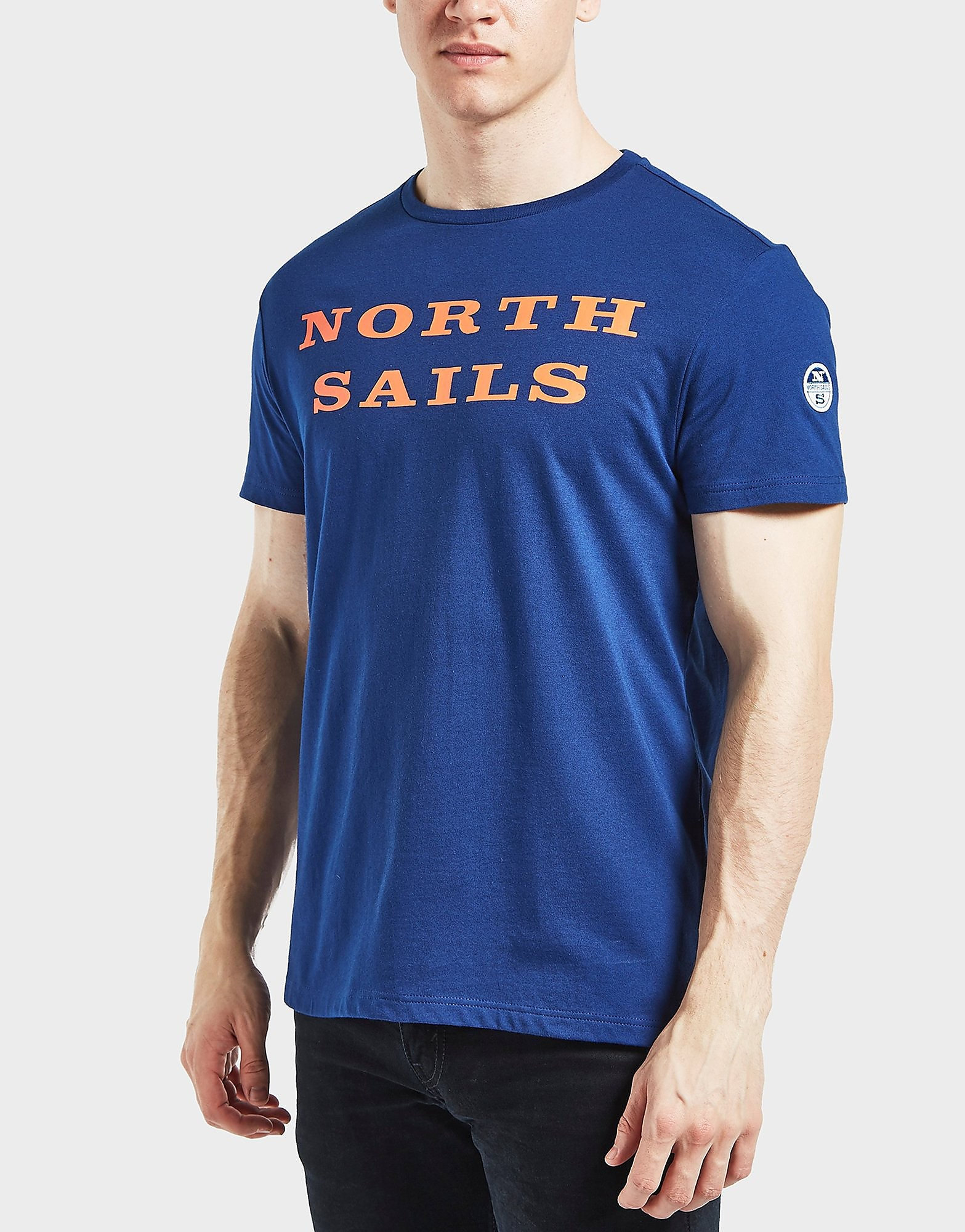 NORTH SAILS Print Logo Short Sleeve T-Shirt