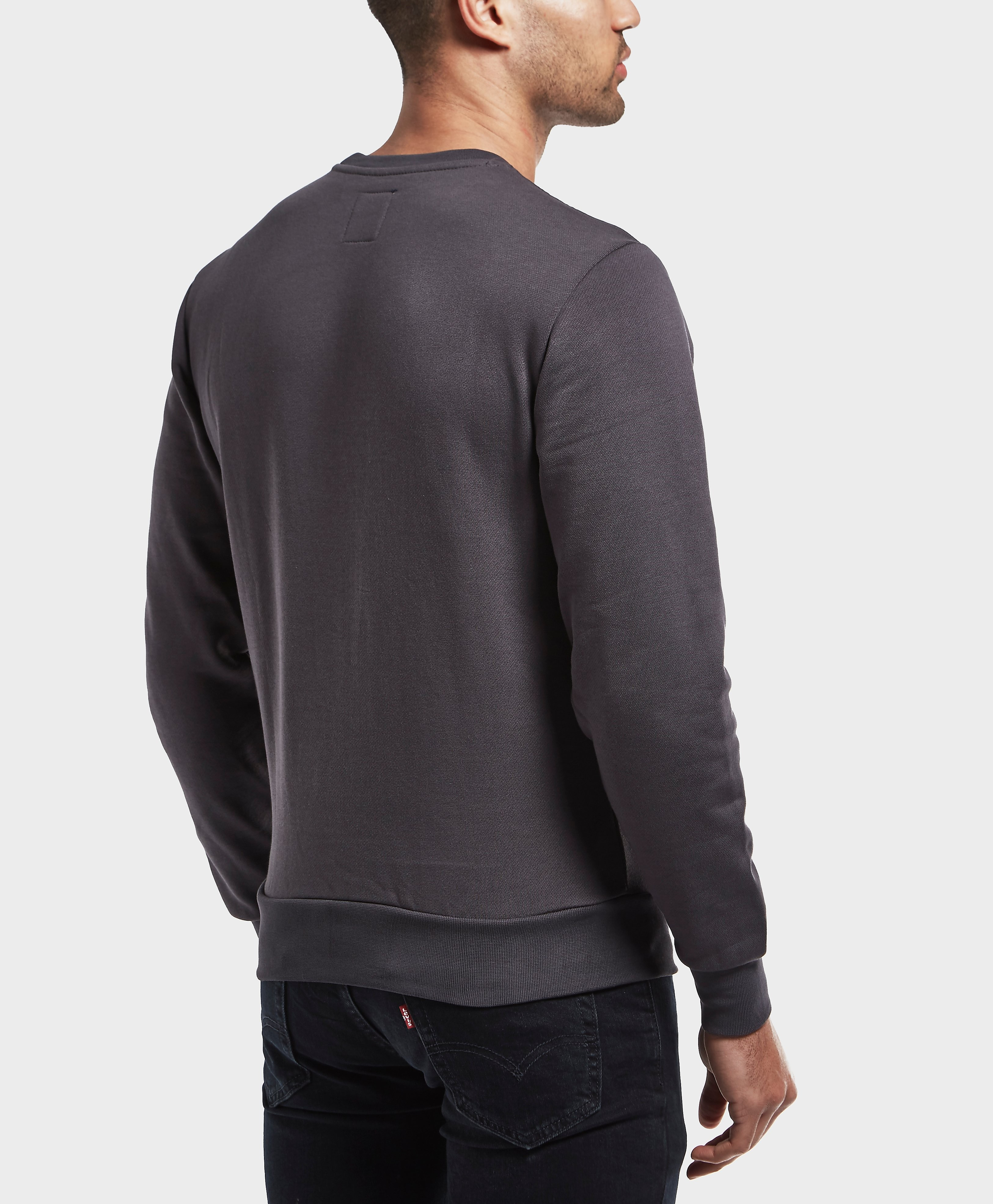 NORTH SAILS Reflective Logo Sweatshirt