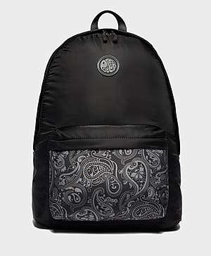 1d1b8fbb53 Pretty Green Paisley Backpack ...