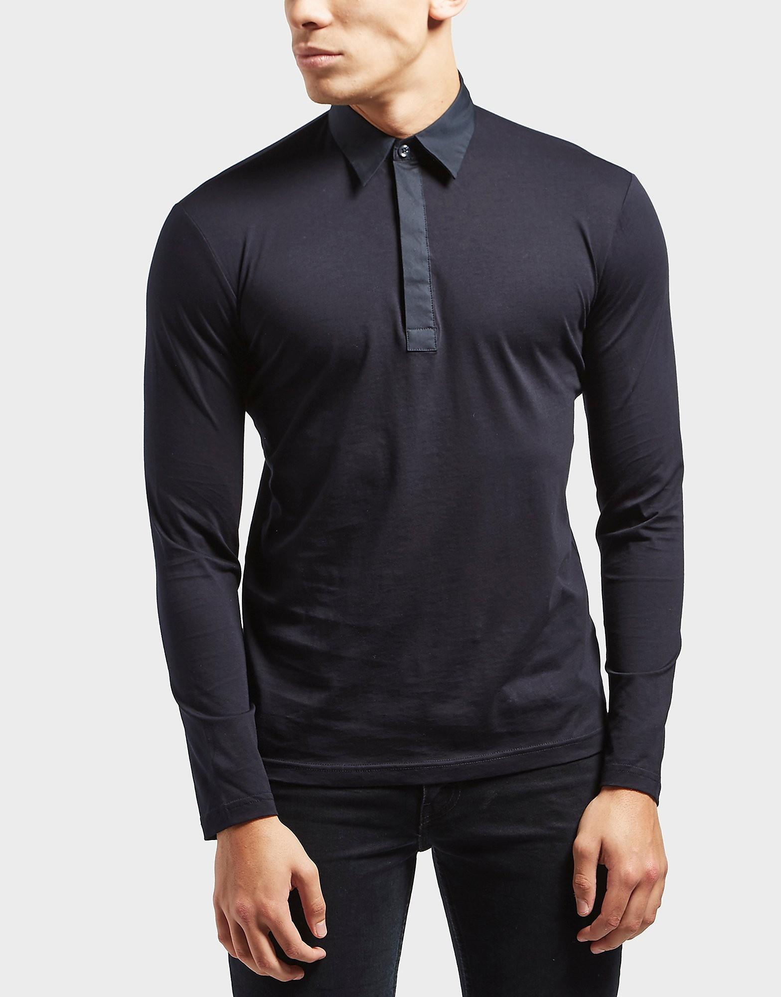 Antony Morato Long Sleeve Polo Shirt