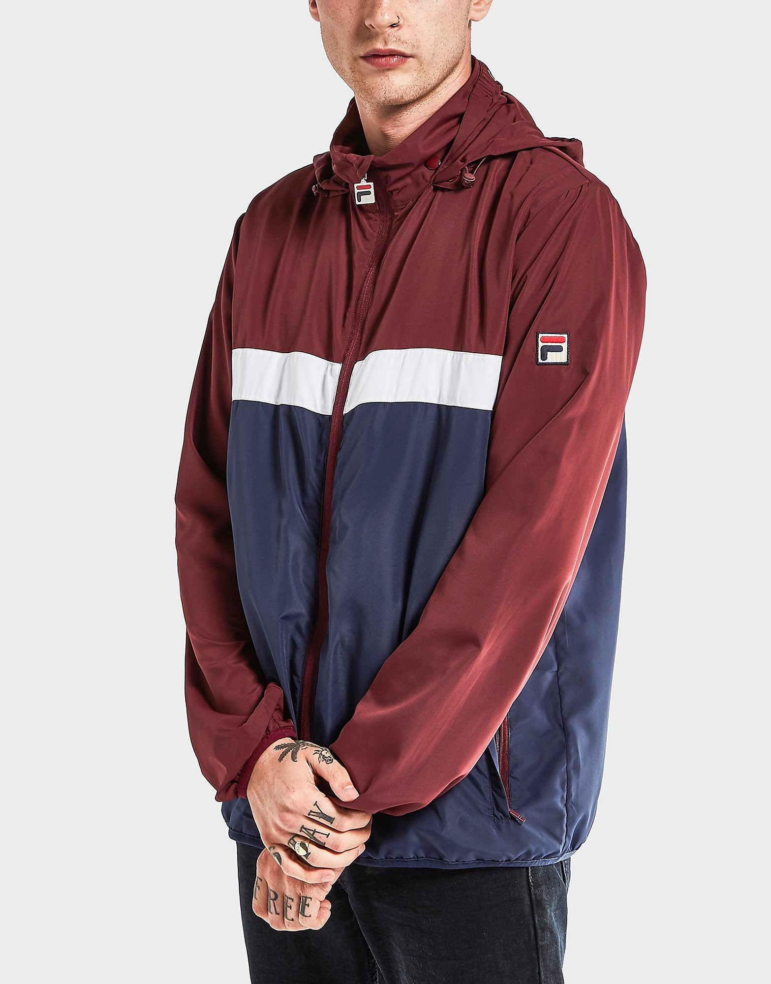 Fila Cipolla Zip Through Jacket