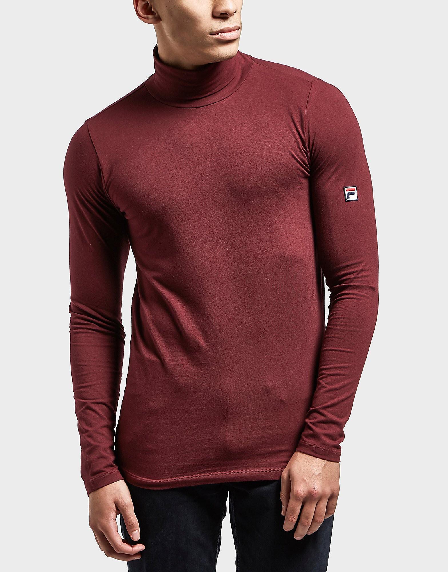 Fila Roll Neck Sweatshirt
