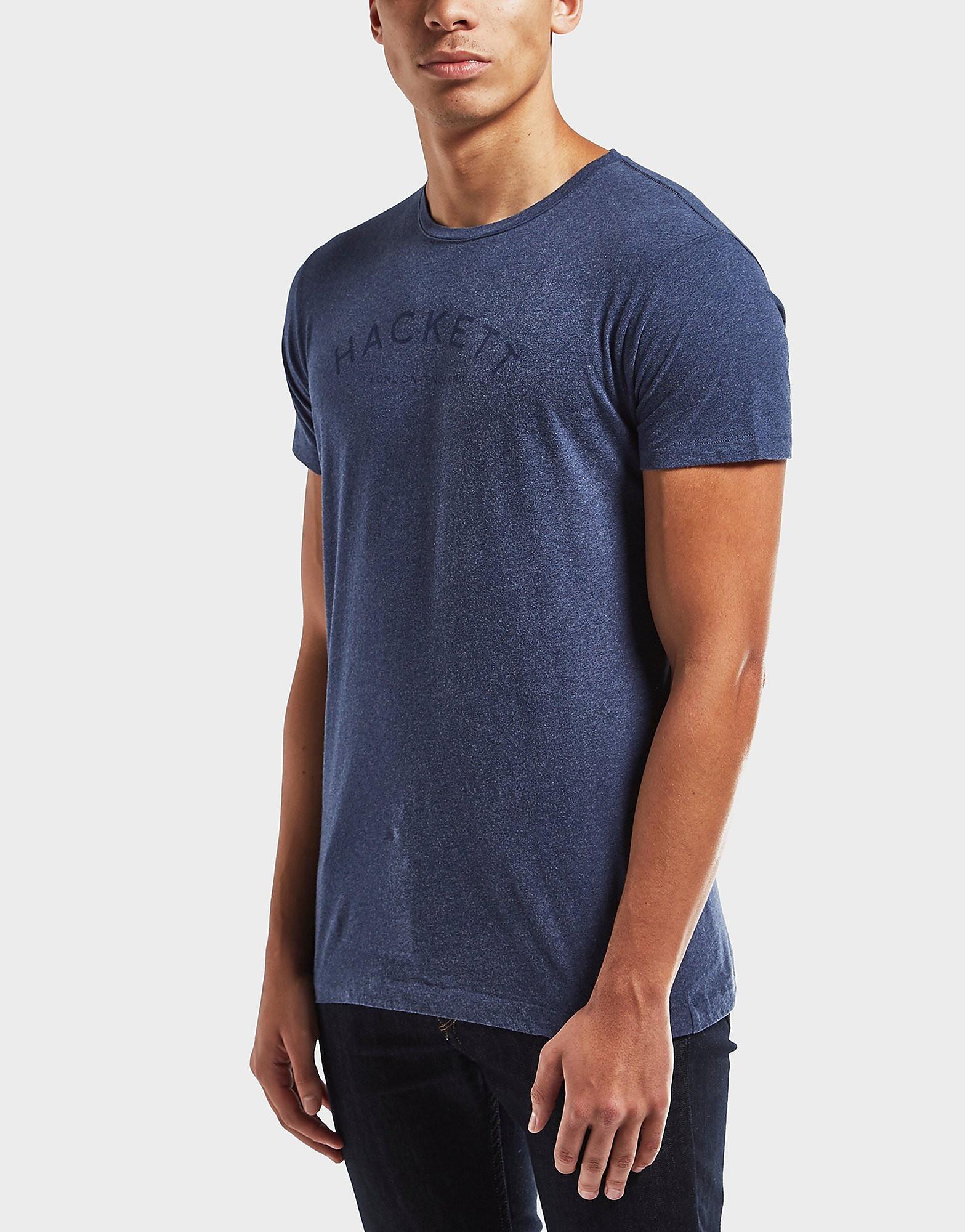 HACKETT Logo Short Sleeve T-Shirt