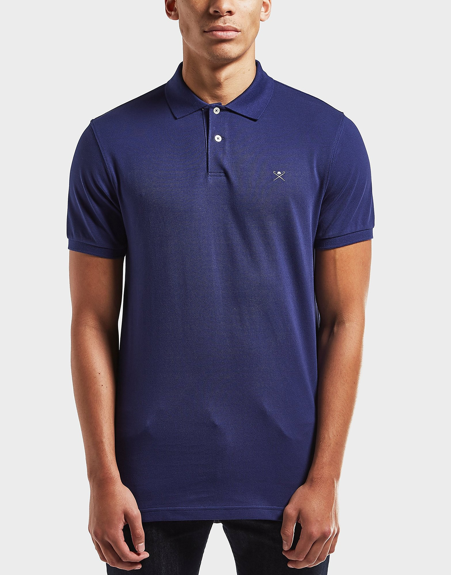 HACKETT Logo Short Sleeve Polo Shirt