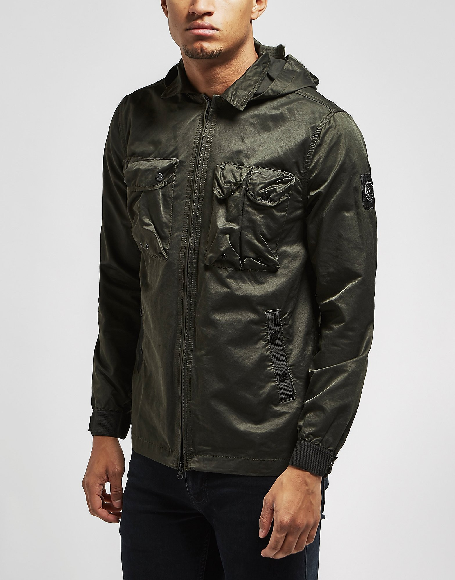 Marshall Artist Pigment Dyed Lightweight Jacket