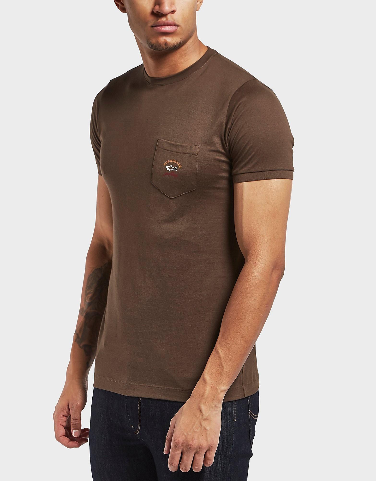 Paul and Shark Pocket Short Sleeve T-Shirt - Exclusive