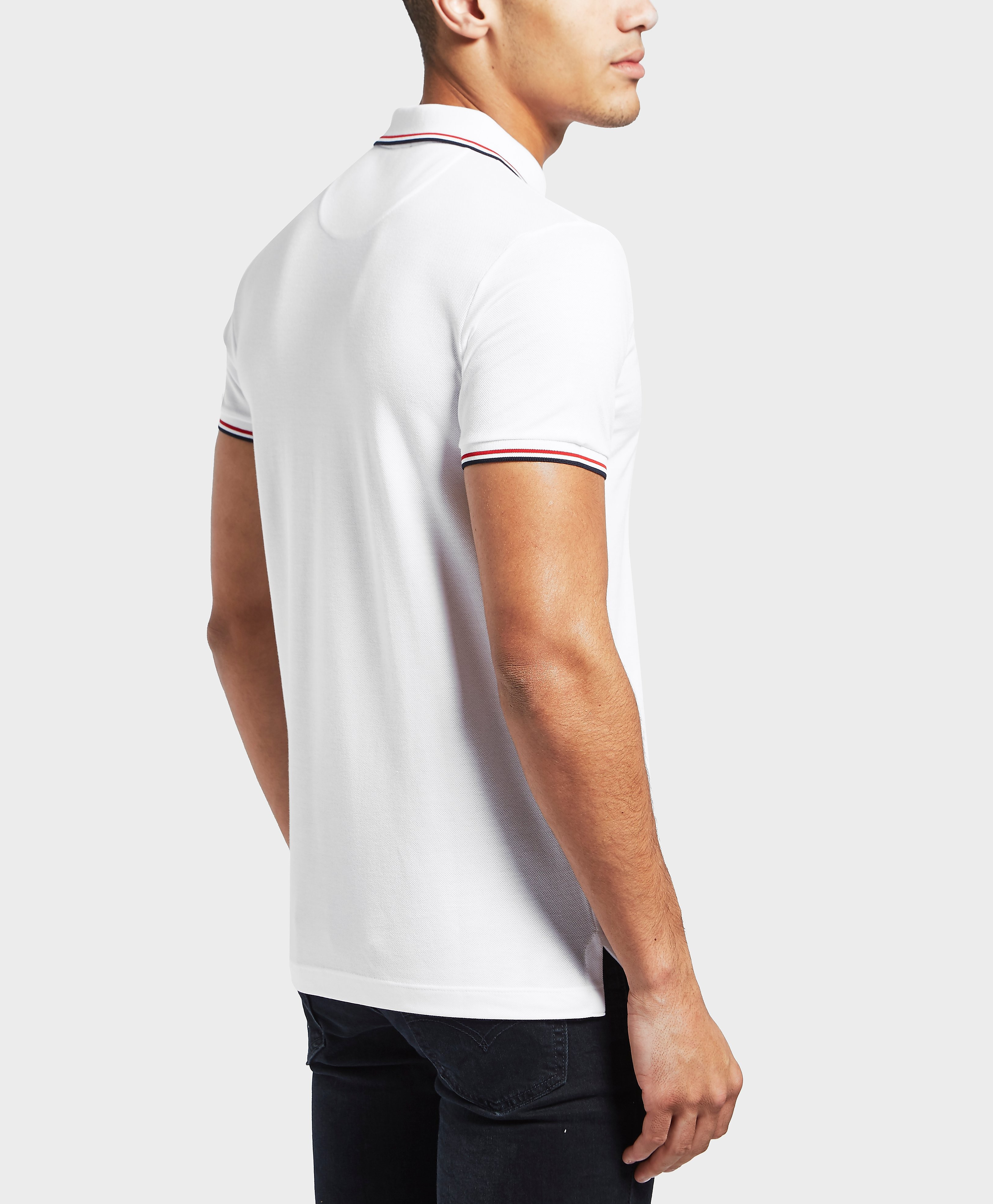 Paul and Shark Tipped Short Sleeve Polo Shirt - Exclusive