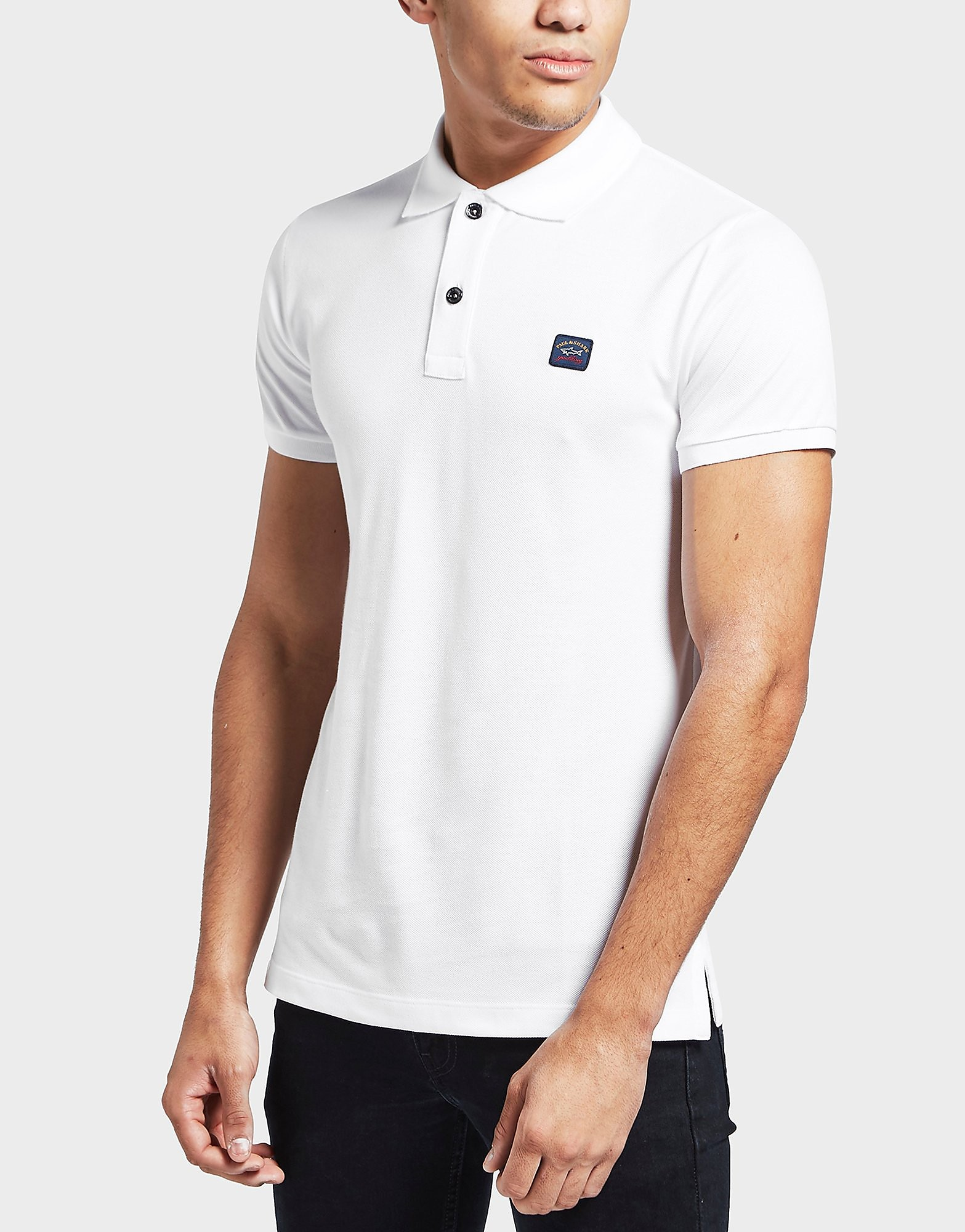 Paul and Shark Pique Short Sleeve Polo Shirt