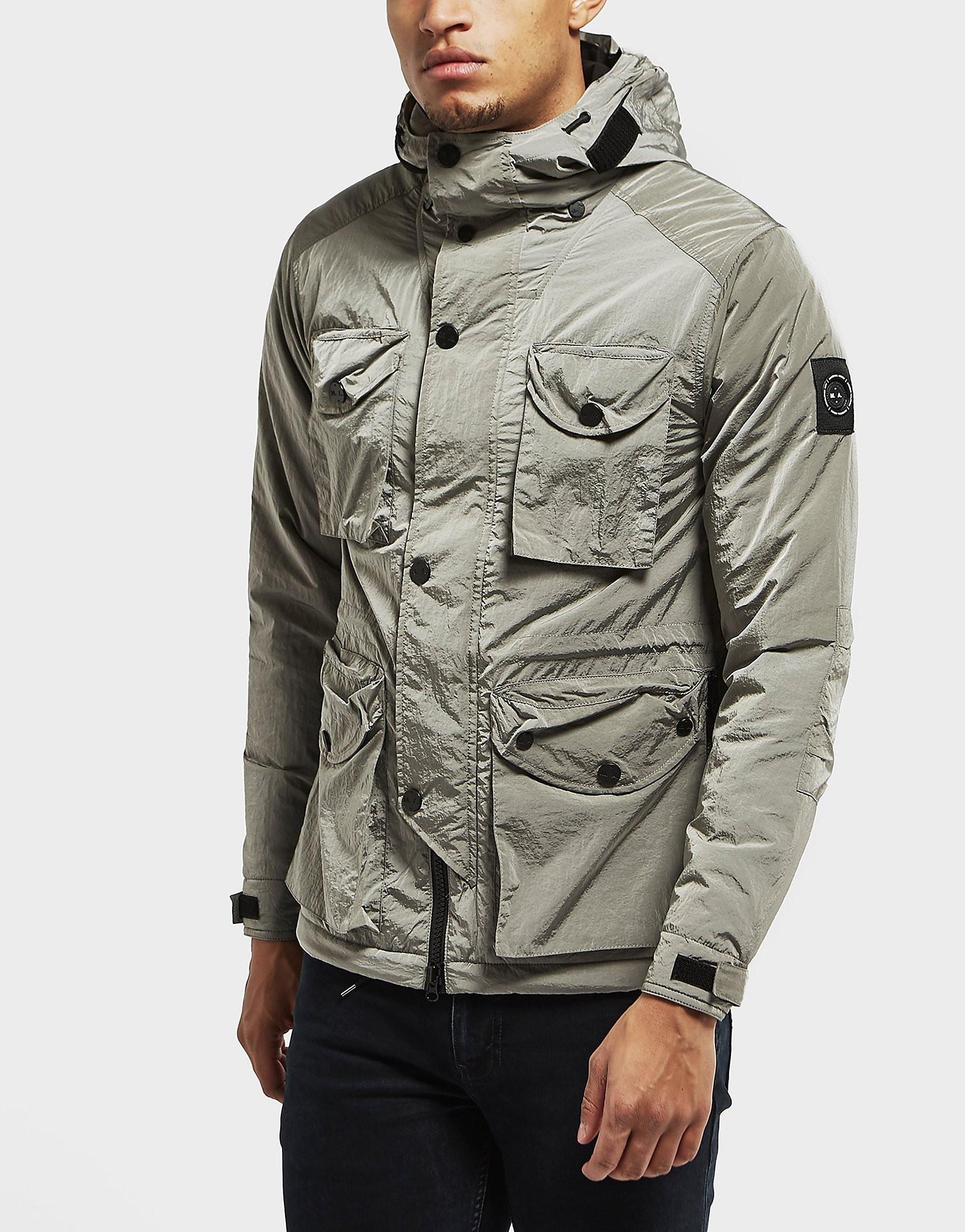 Marshall Artist Nylon Parka Jacket