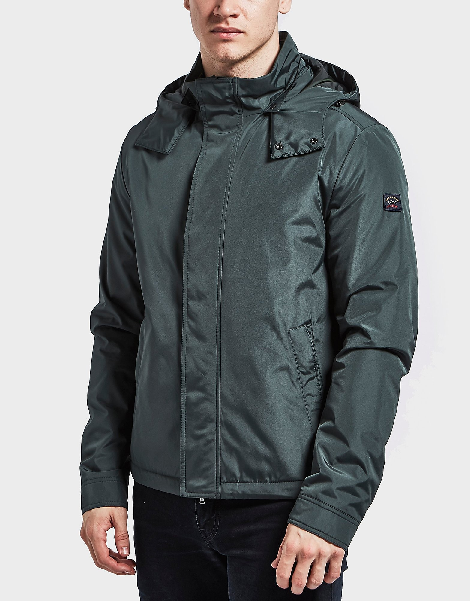 Paul and Shark Woven Padded Jacket