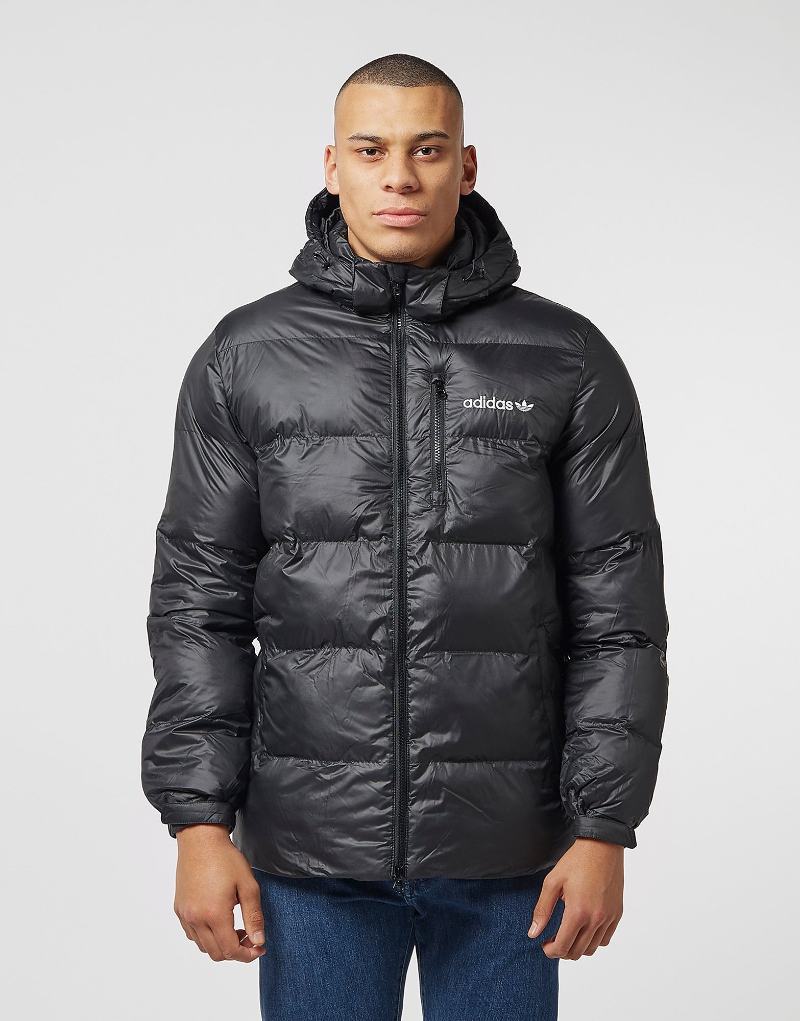 adidas Originals Hooded Down Jacket