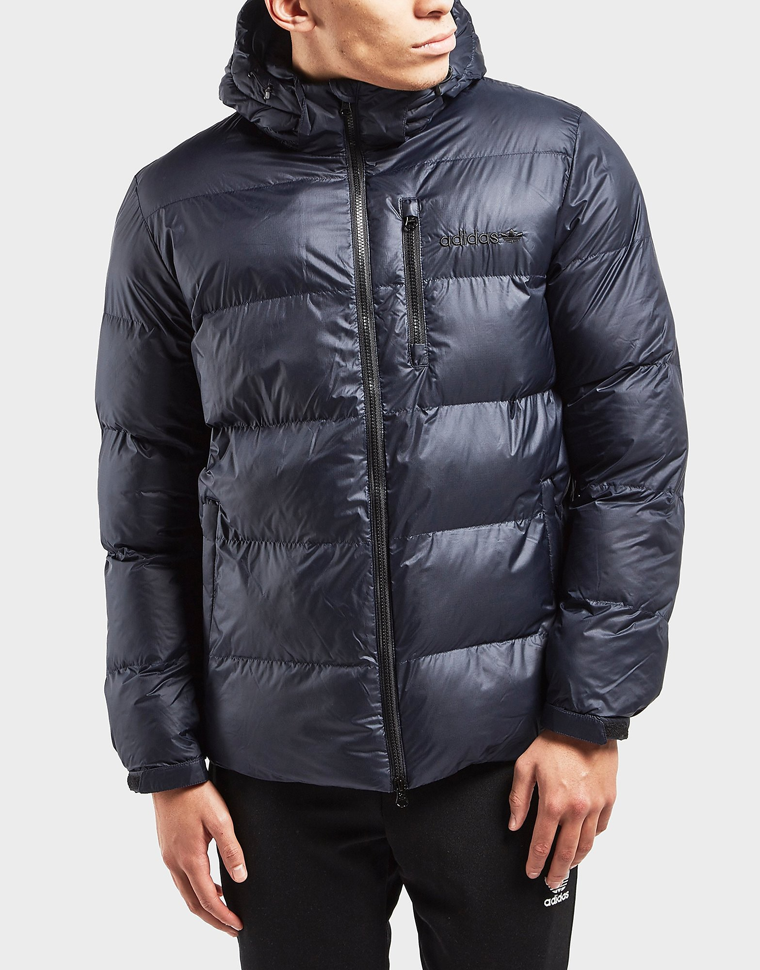 adidas Originals Hooded Padded Down Jacket
