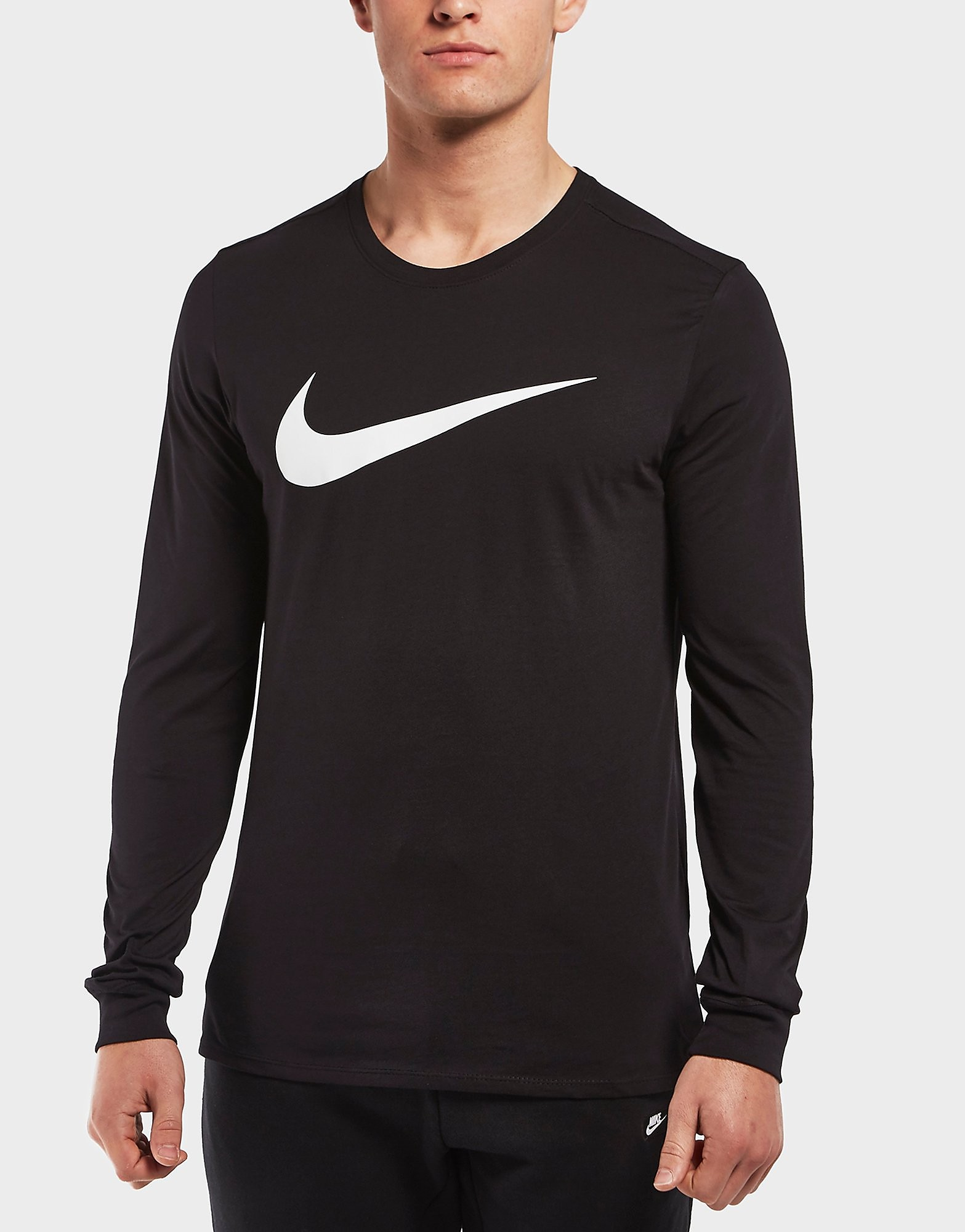Nike Long Sleeve Swoosh T-Shirt