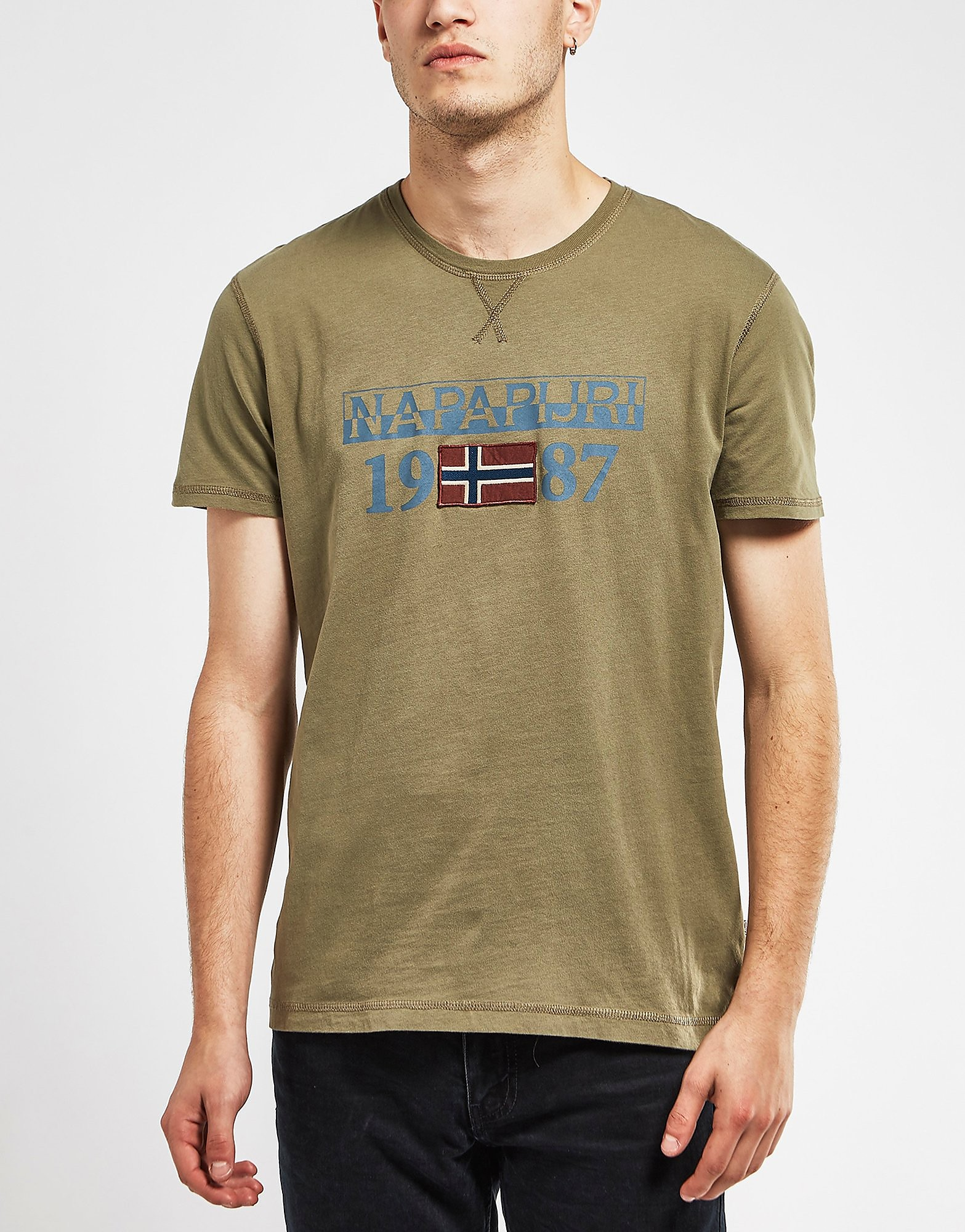 Napapijri Core Logo T-Shirt