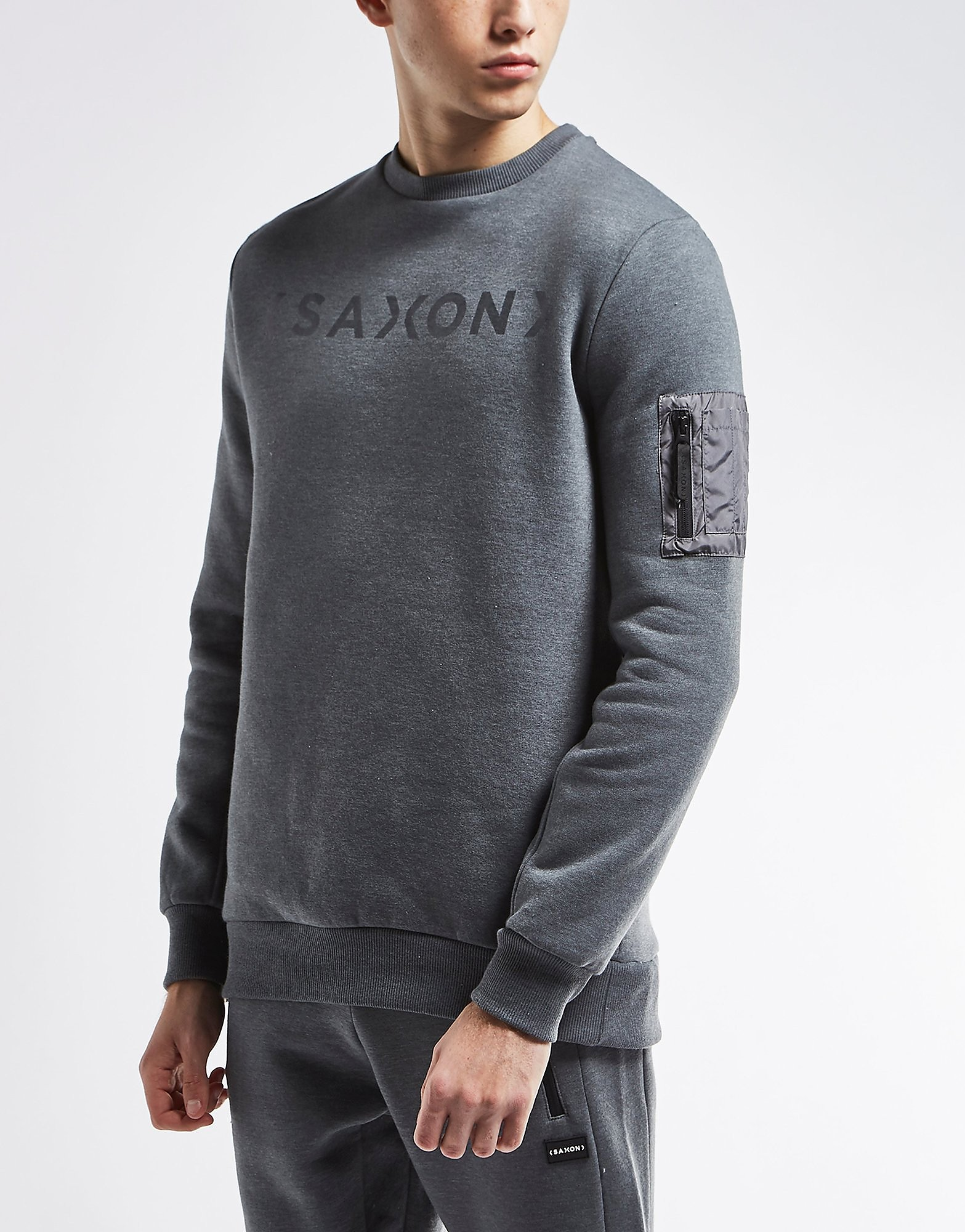 One True Saxon Renda Crew Neck Sweatshirt