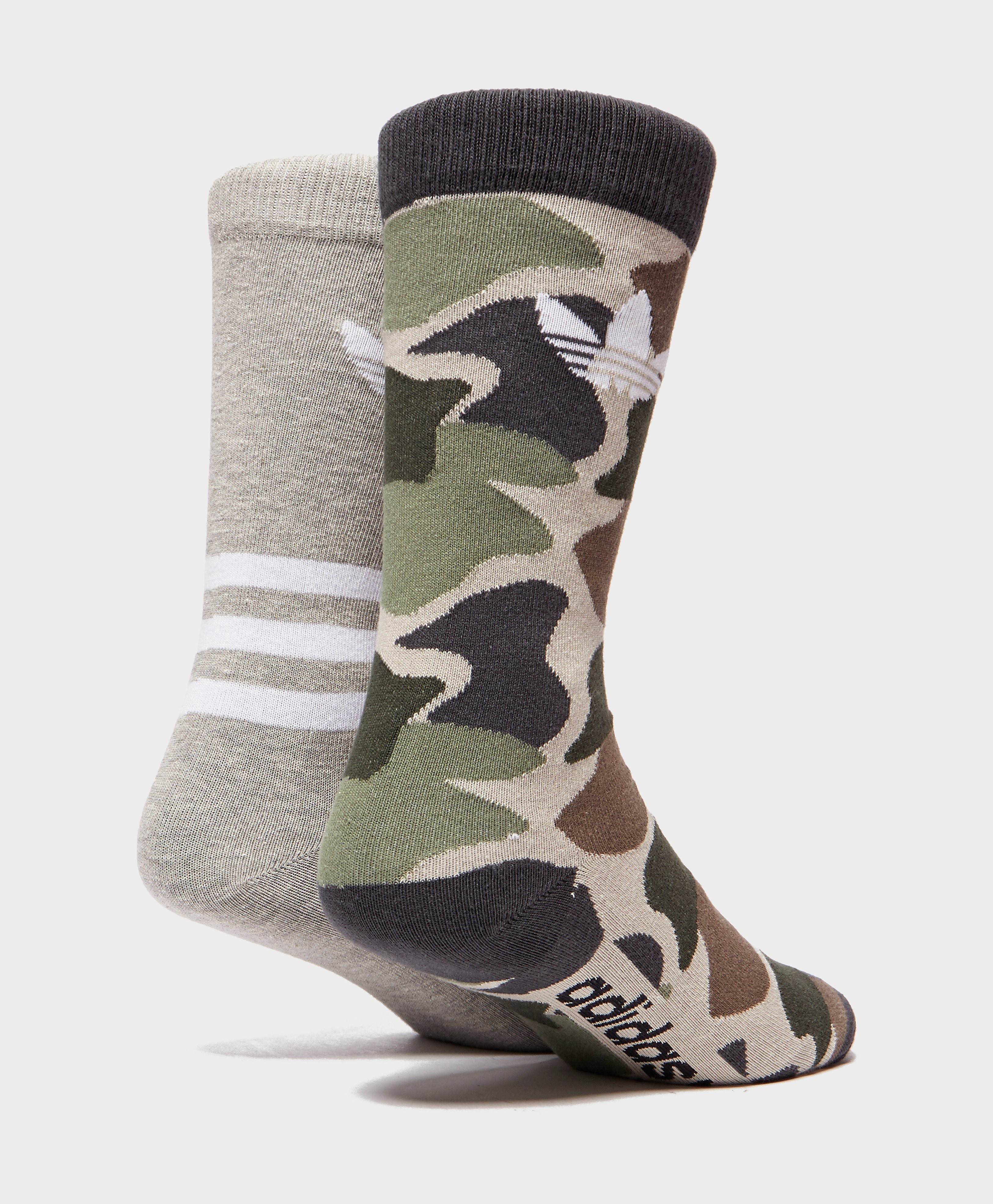 adidas Originals 2-Pack Camouflage Socks