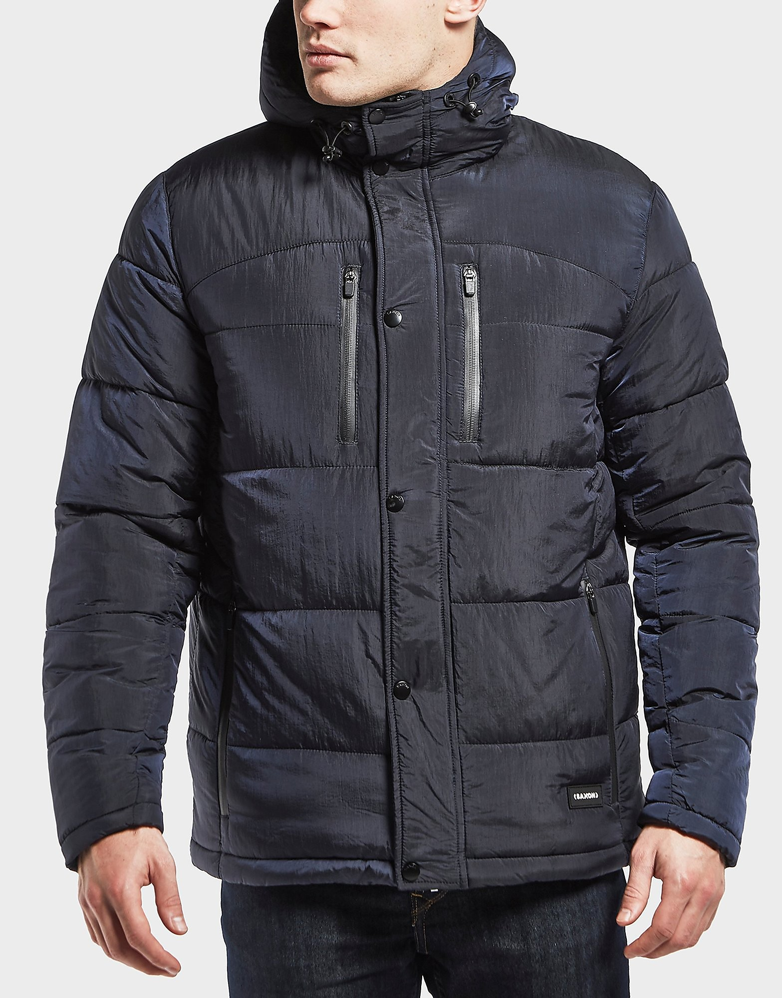 One True Saxon Granted Padded Jacket