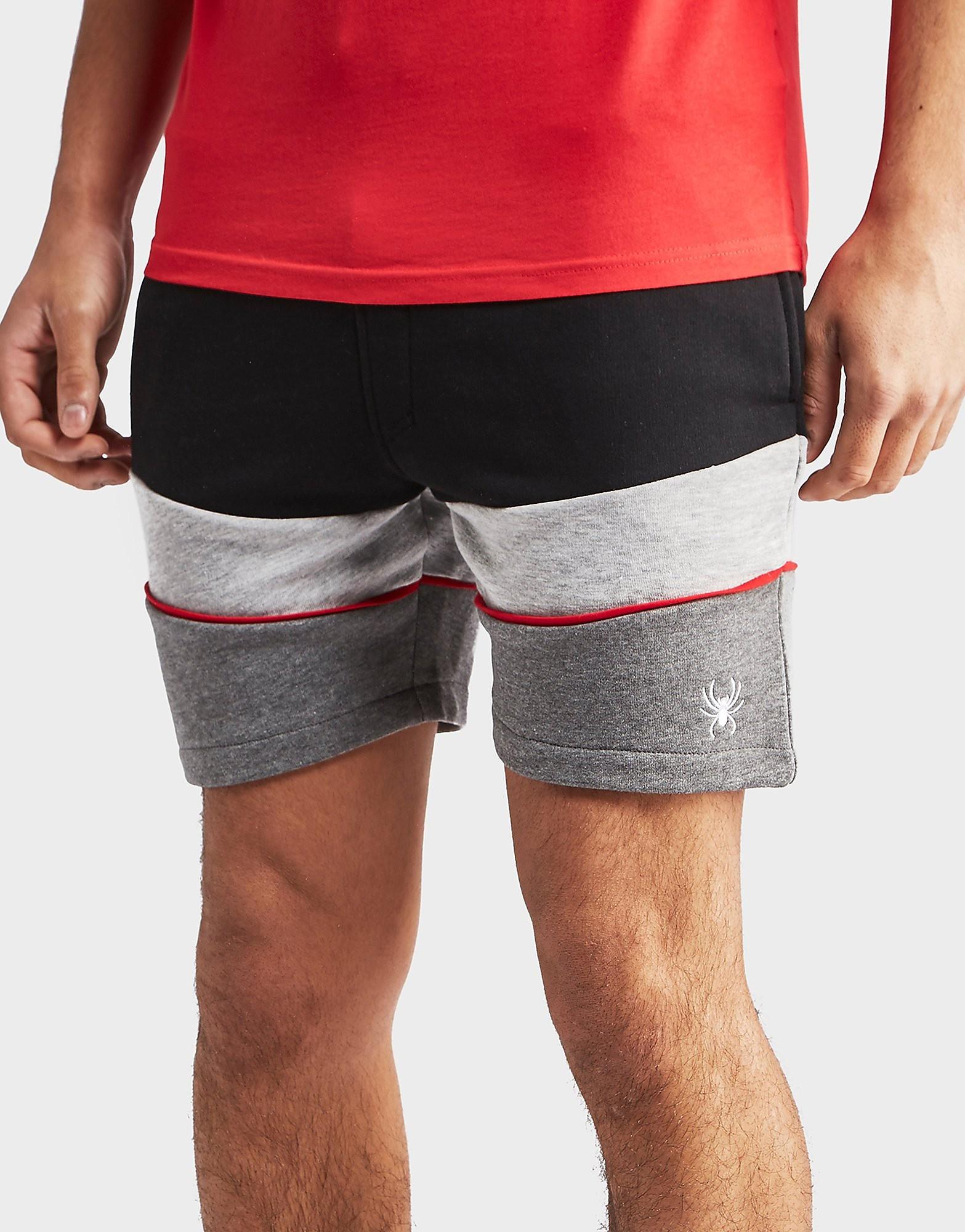 Intense Clothing Actus Block Shorts