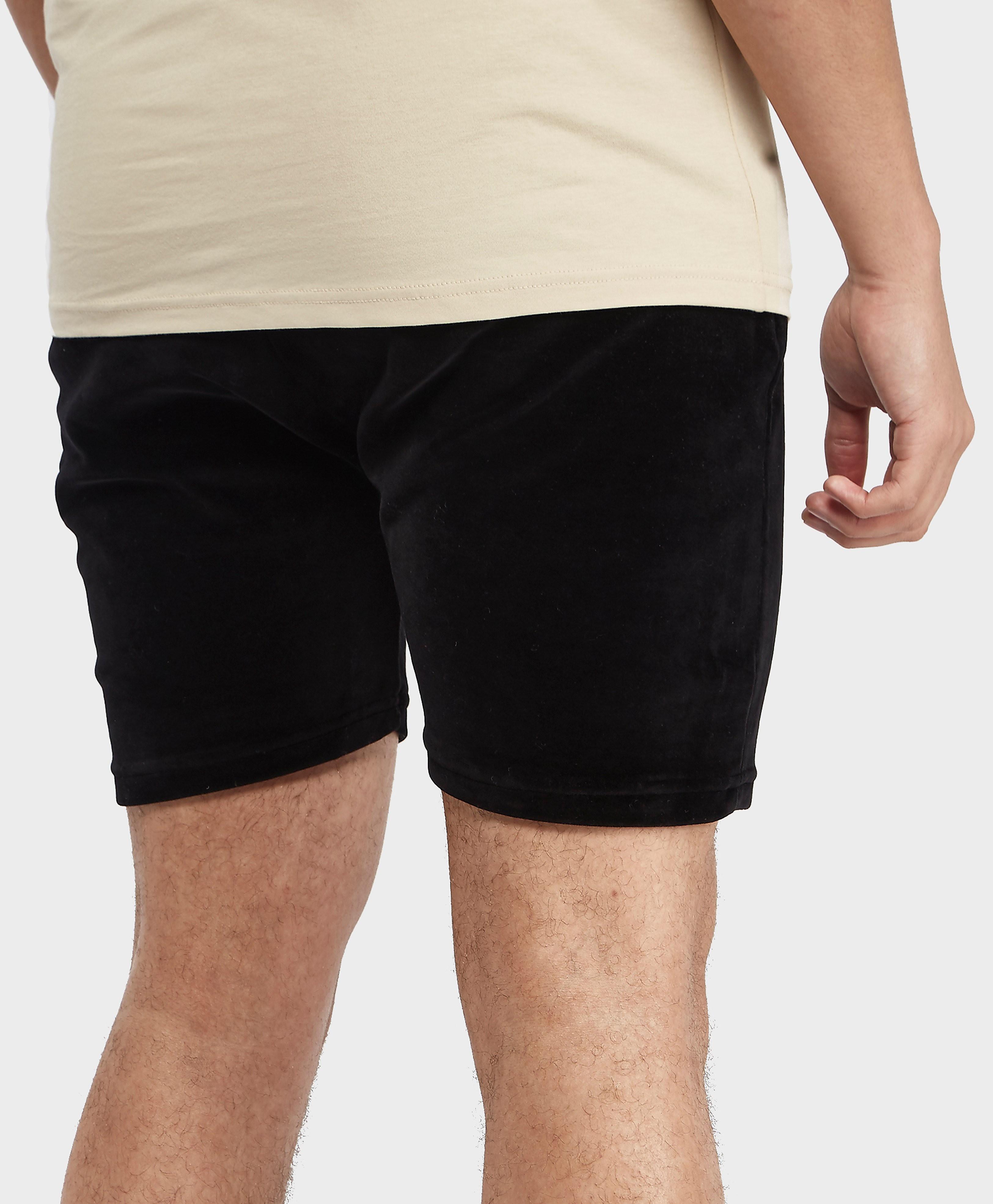 Intense Clothing Velour Shorts